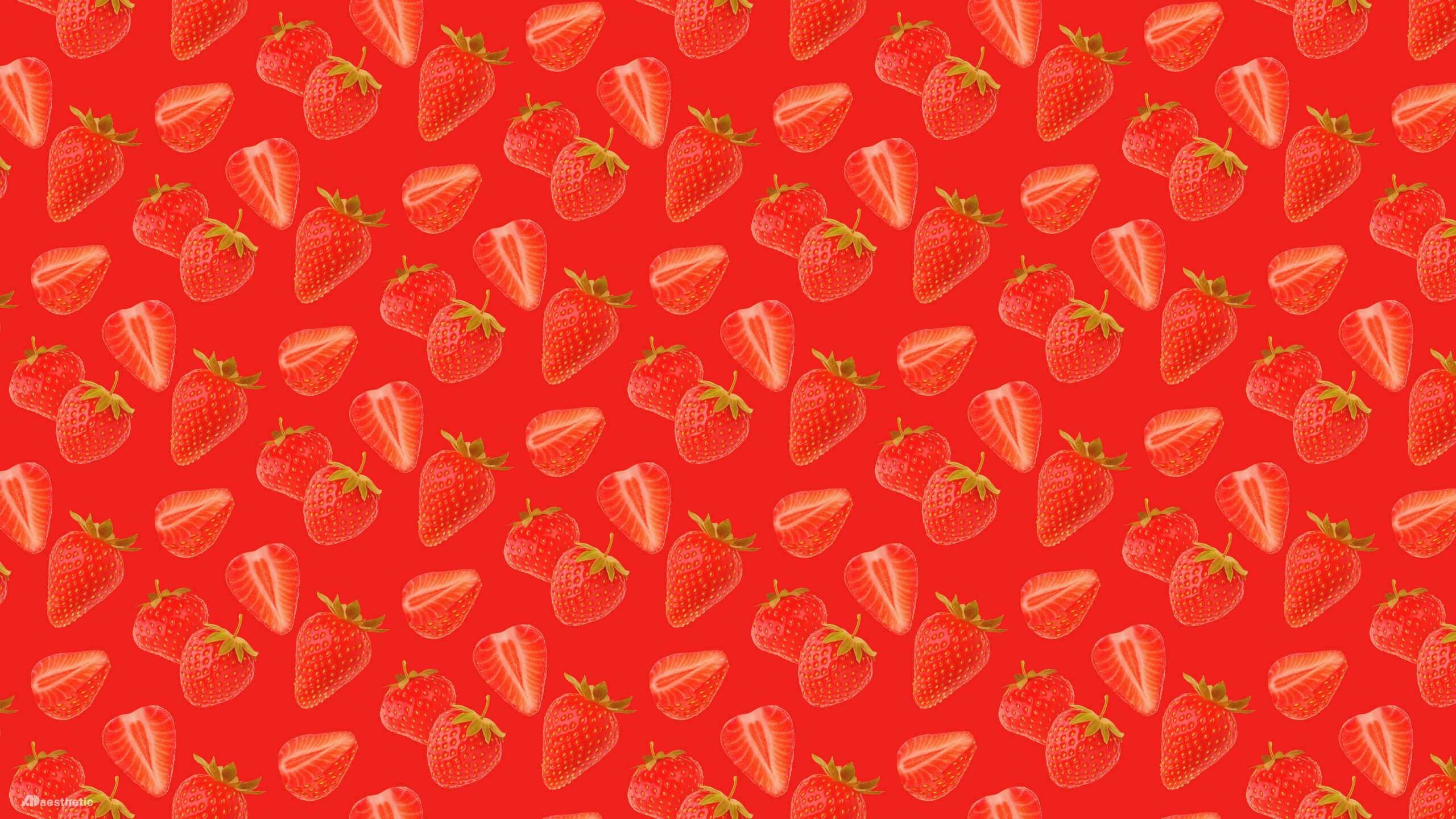 Red Aesthetic Wallpaper Desktop