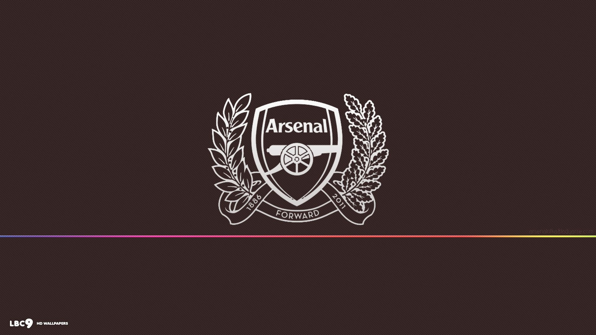 Arsenal Logo Desktop Wallpapers Top Free Arsenal Logo Desktop