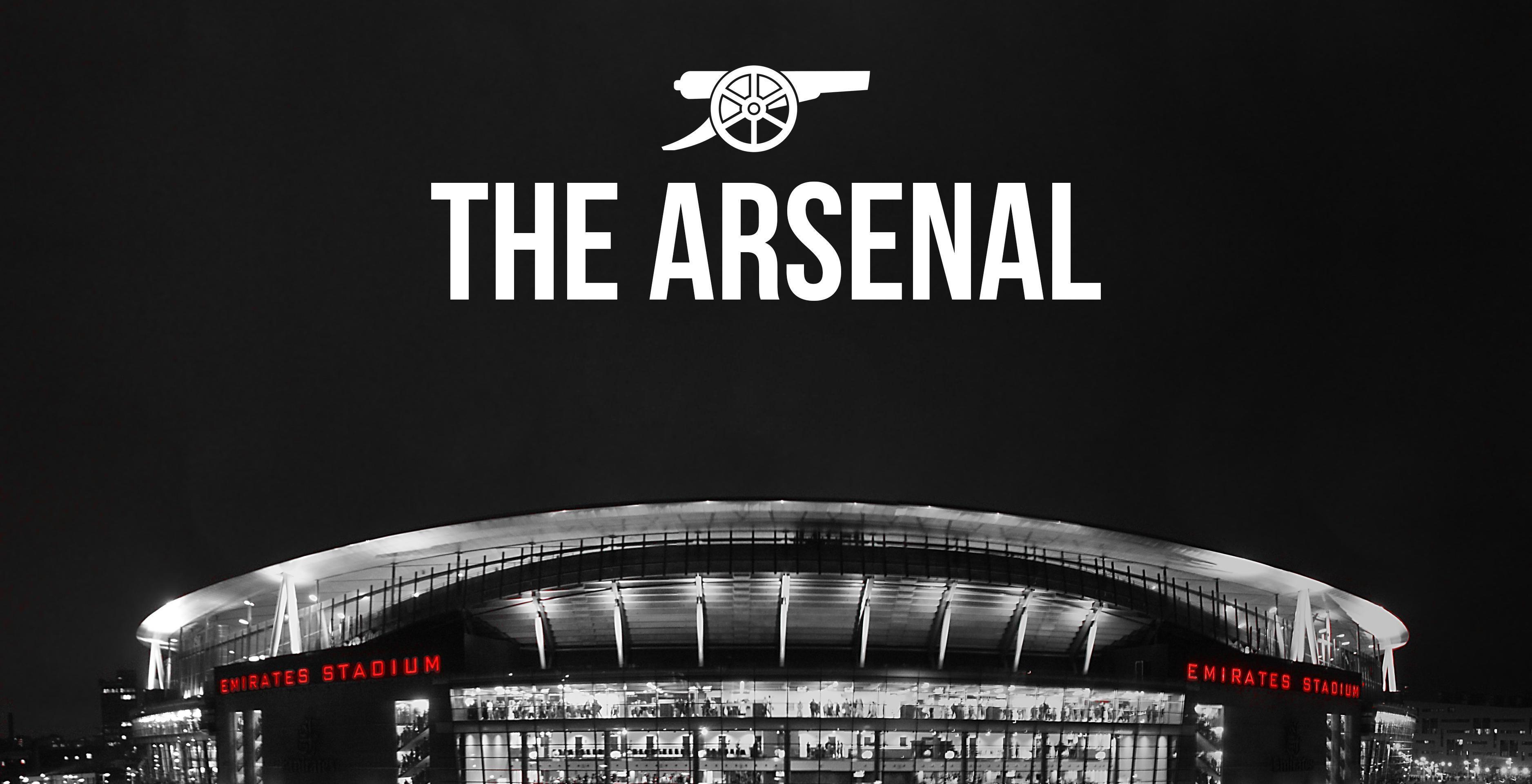 Arsenal Logo Desktop Wallpapers