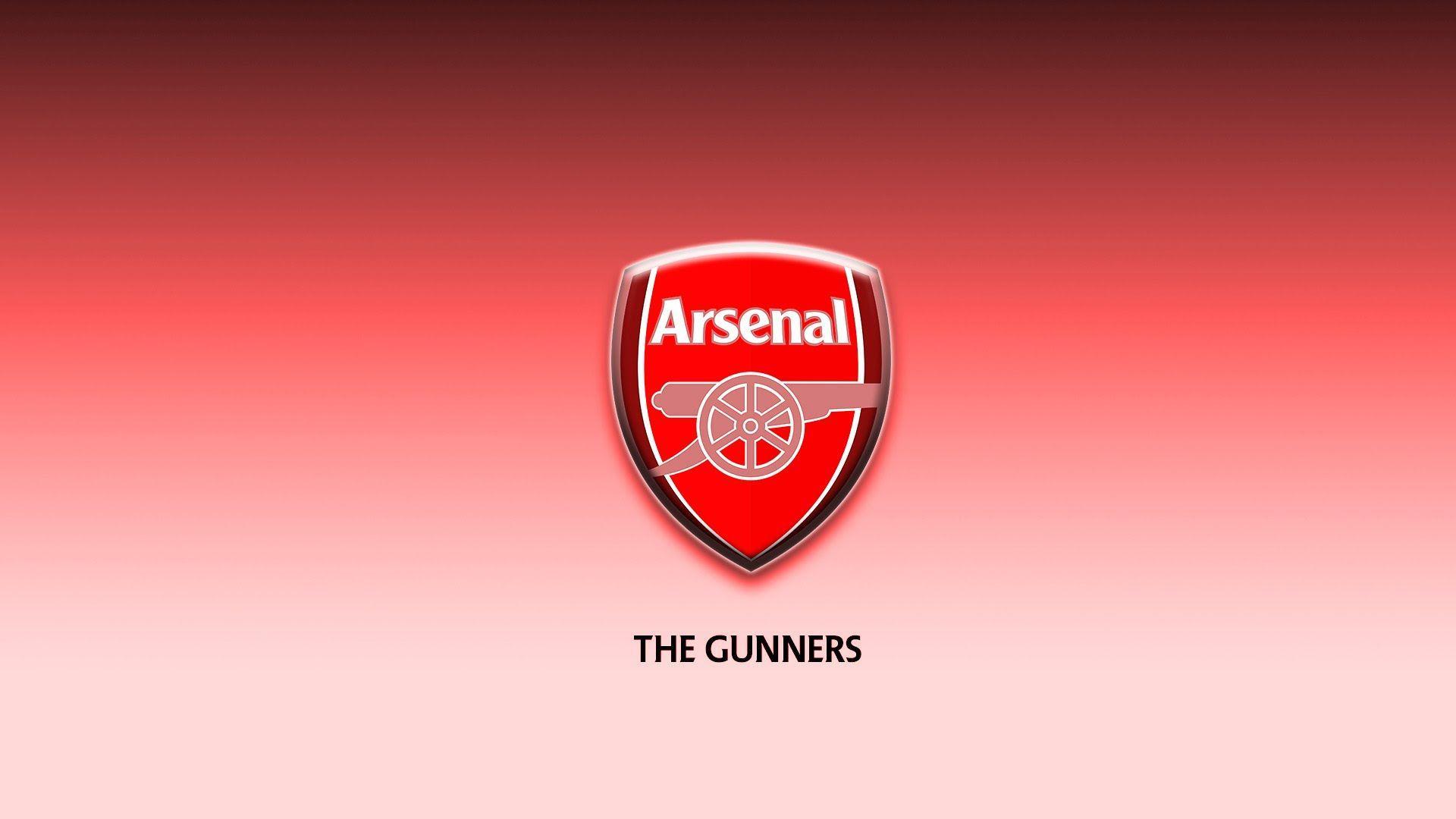 Arsenal Logo Desktop Wallpapers Top Free Arsenal Logo Desktop