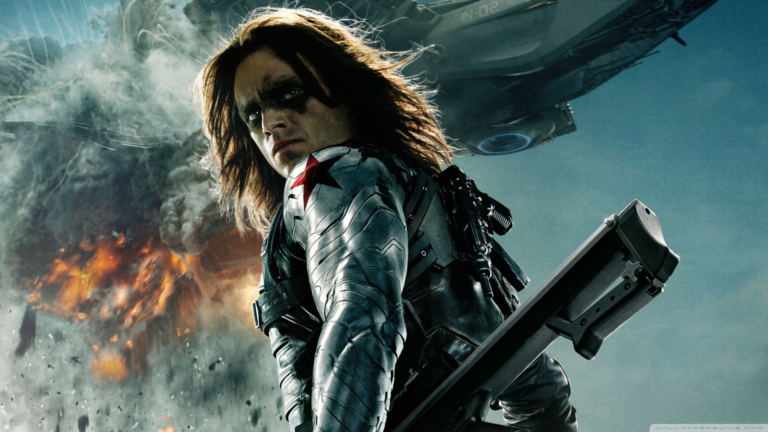 Winter Soldier Wallpapers Top Free Winter Soldier Backgrounds