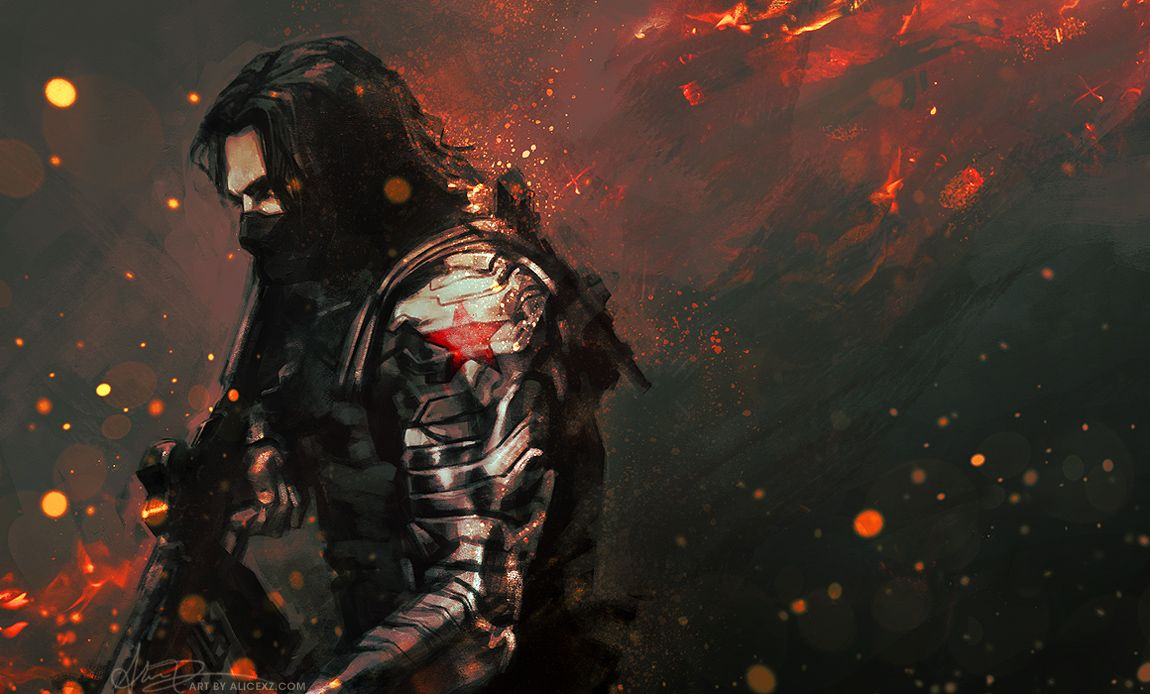 Winter Soldier Wallpapers - Top Free Winter Soldier ...