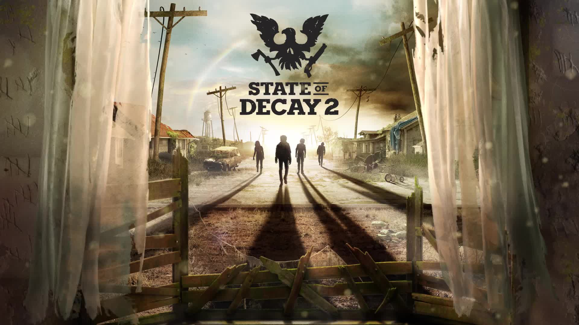 State Of Decay Wallpapers Top Free State Of Decay Backgrounds