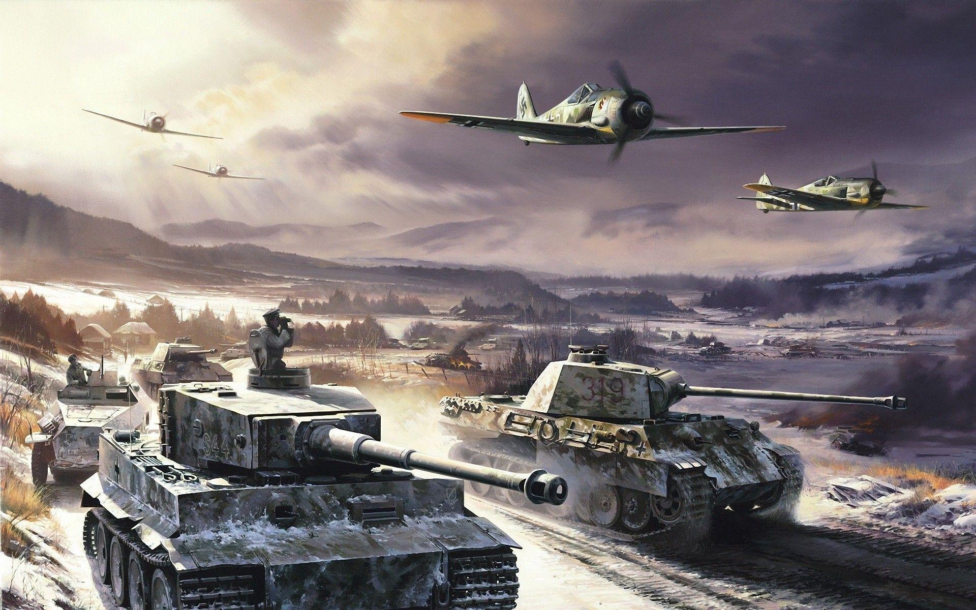 War Thunder 4k