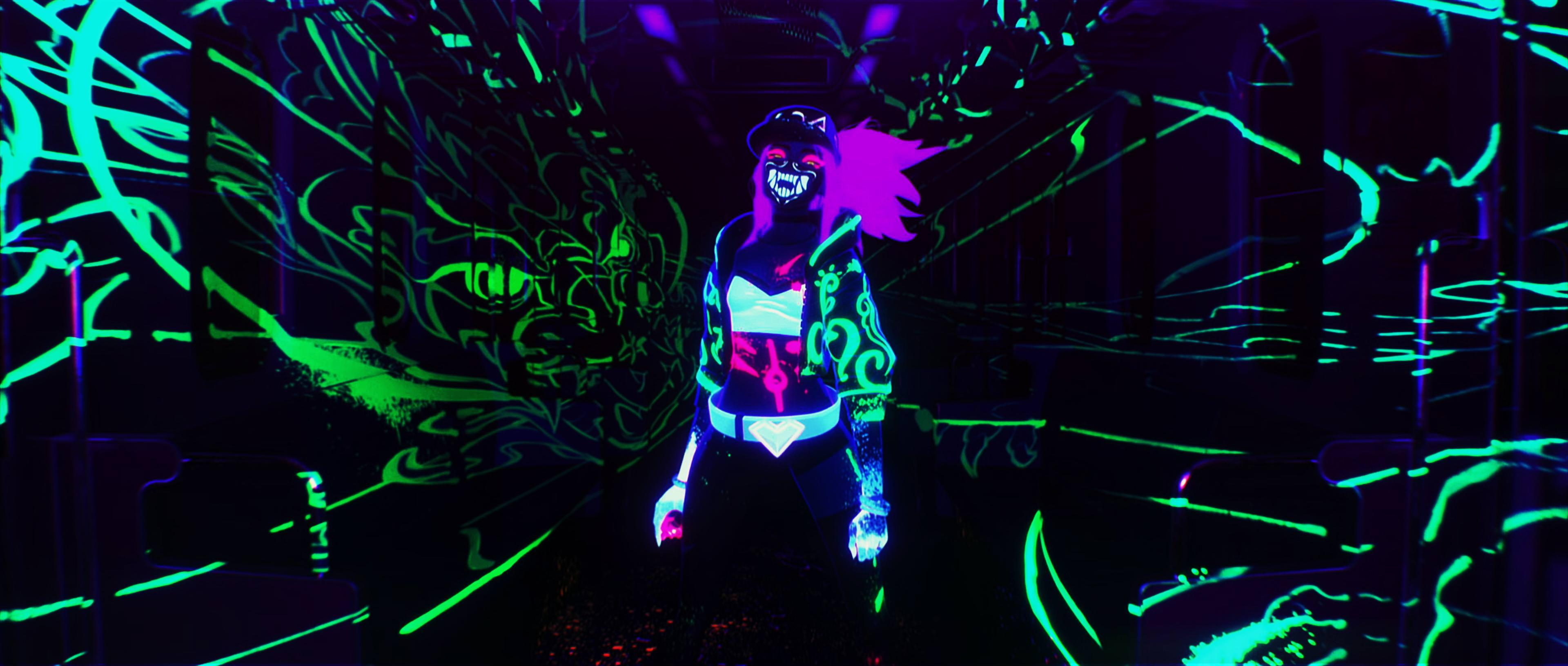 Neon Game Wallpapers Top Free Neon Game Backgrounds Wallpaperaccess