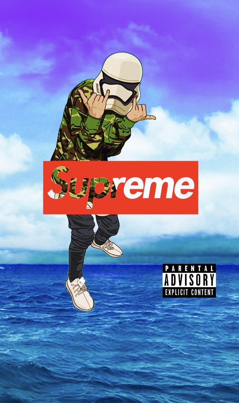 Yeezys Supreme Wallpapers Top Free Yeezys Supreme Backgrounds
