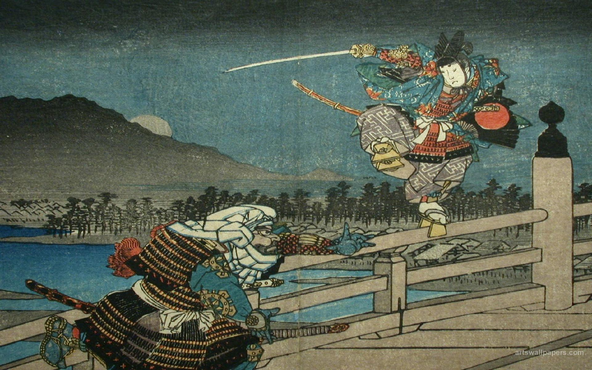 Ronin Japanese Art Wallpapers Top Free Ronin Japanese Art Backgrounds Wallpaperaccess