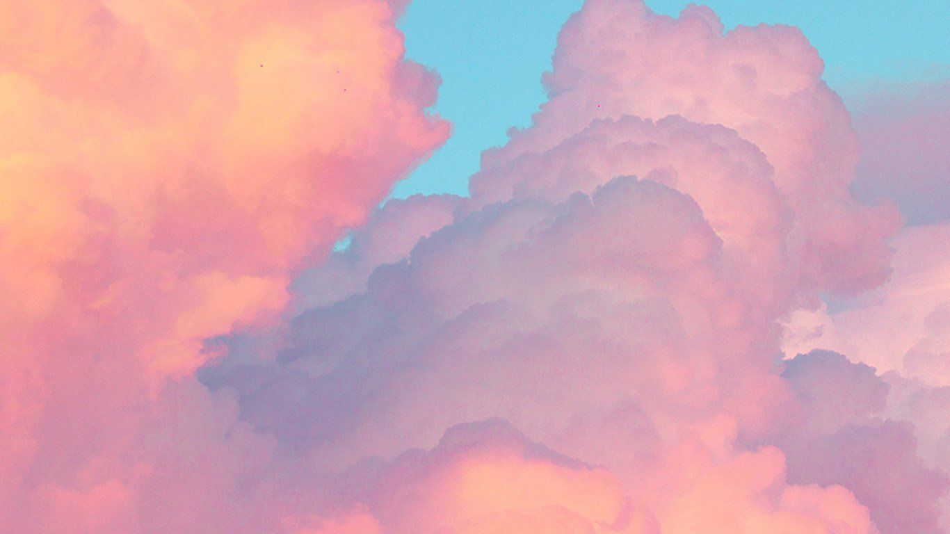 Aesthetic Cloud Laptop Wallpapers Top Free Aesthetic Cloud Laptop Backgrounds Wallpaperaccess