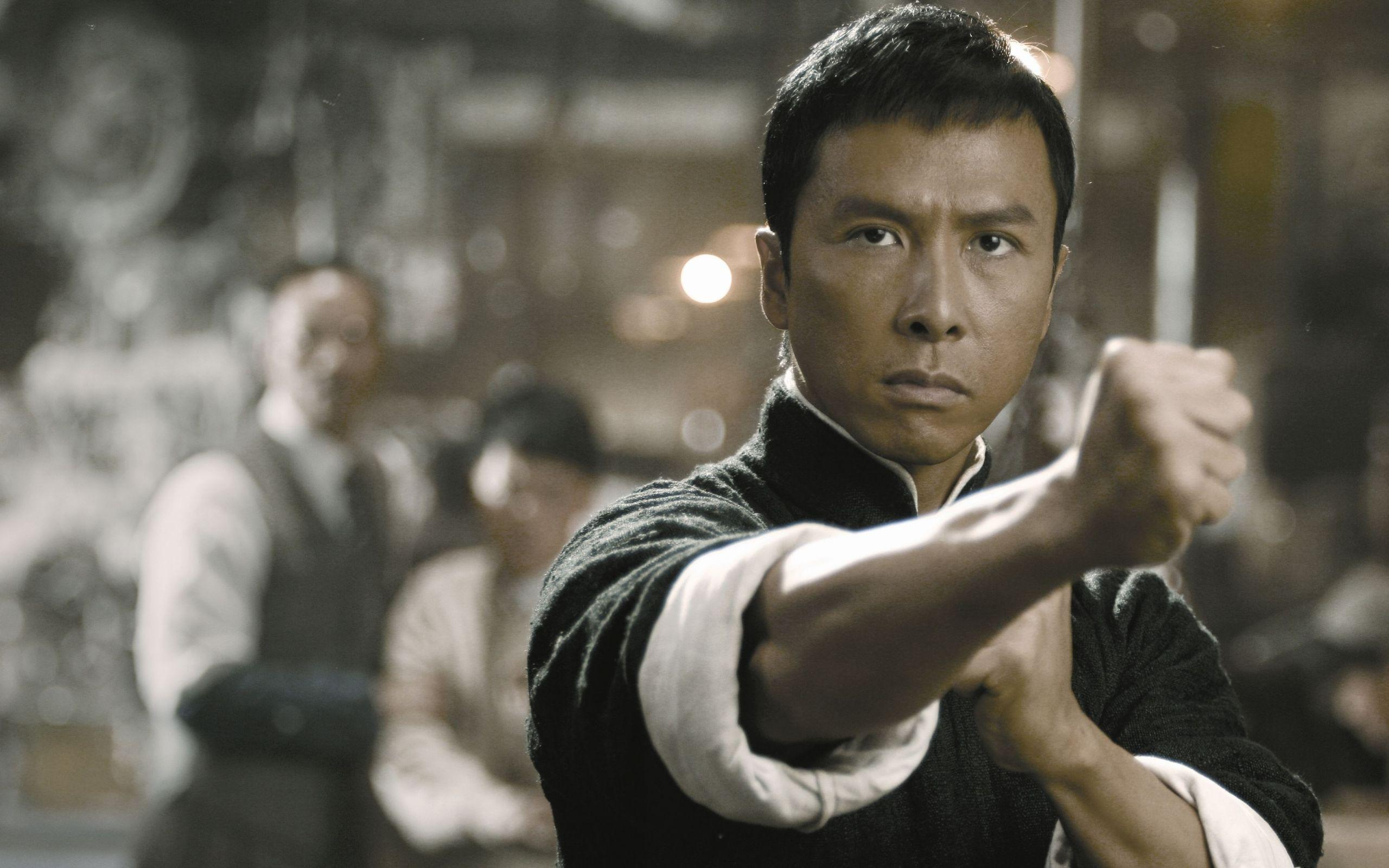 Donnie Yen Wallpapers Top Free Donnie Yen Backgrounds Wallpaperaccess