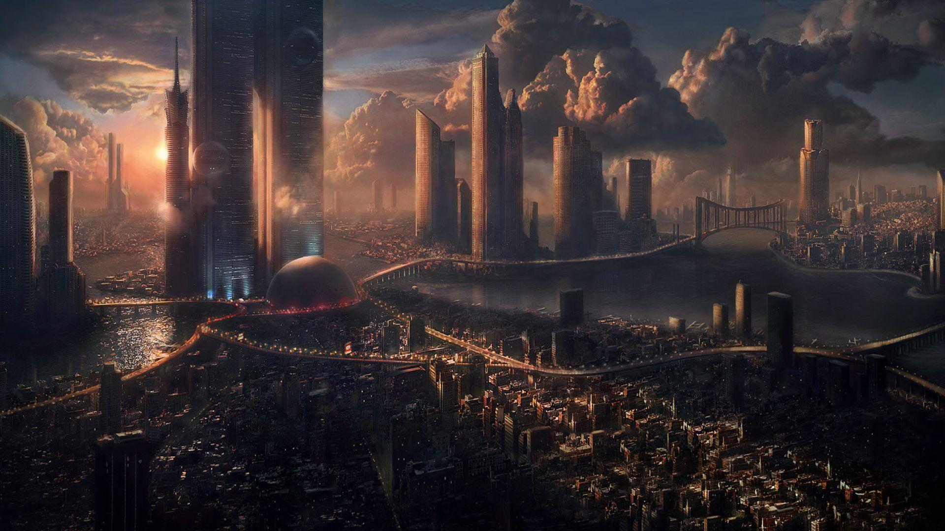 Sci Fi Desktop Wallpapers Top Free Sci Fi Desktop