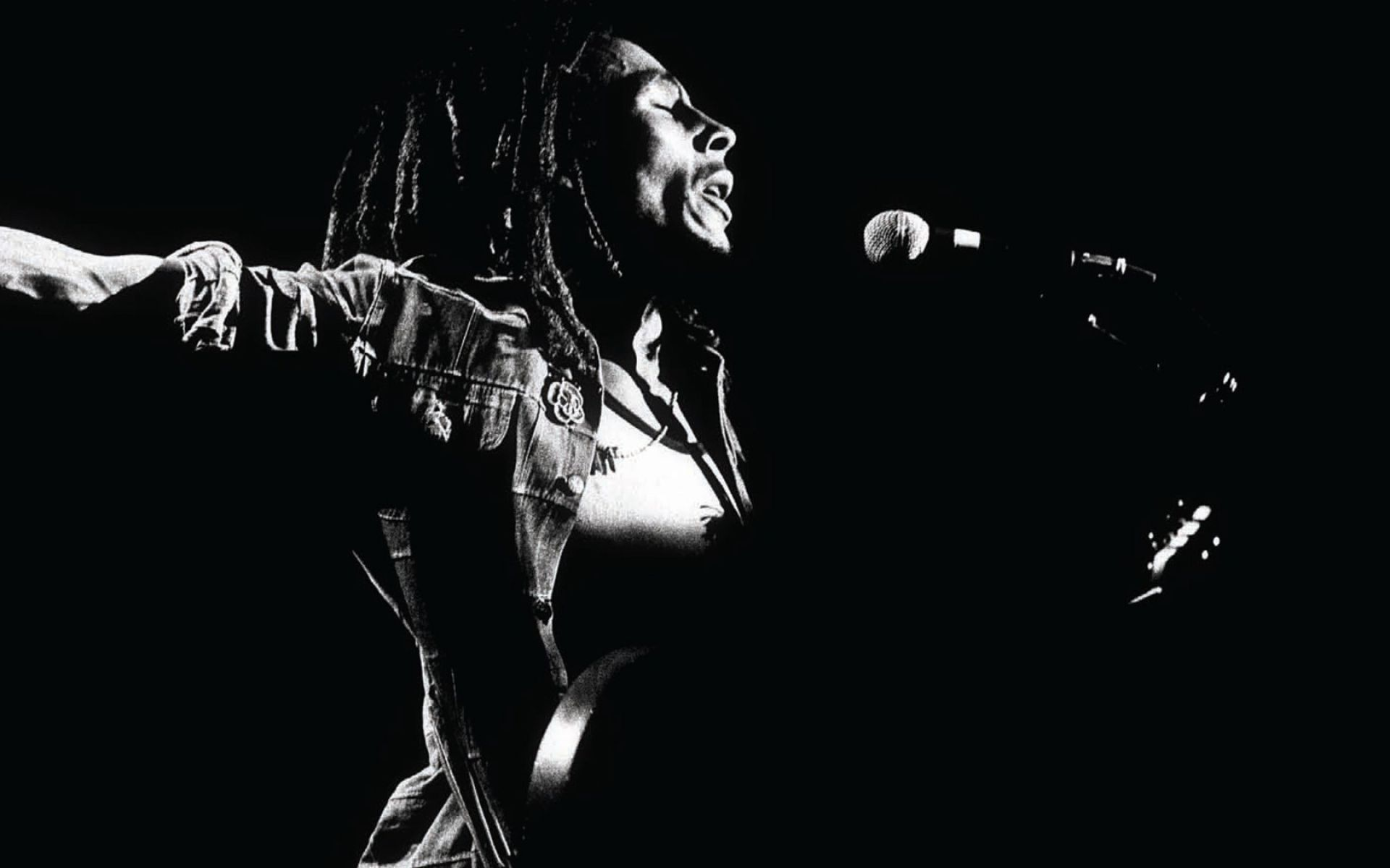 Bob Marley Black And White Wallpapers Top Free Bob Marley Black
