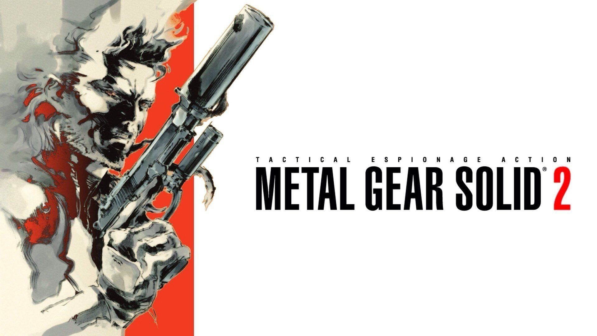 Metal Gear Solid 2 Wallpapers - Top Free Metal Gear Solid 2 Backgrounds -  WallpaperAccess