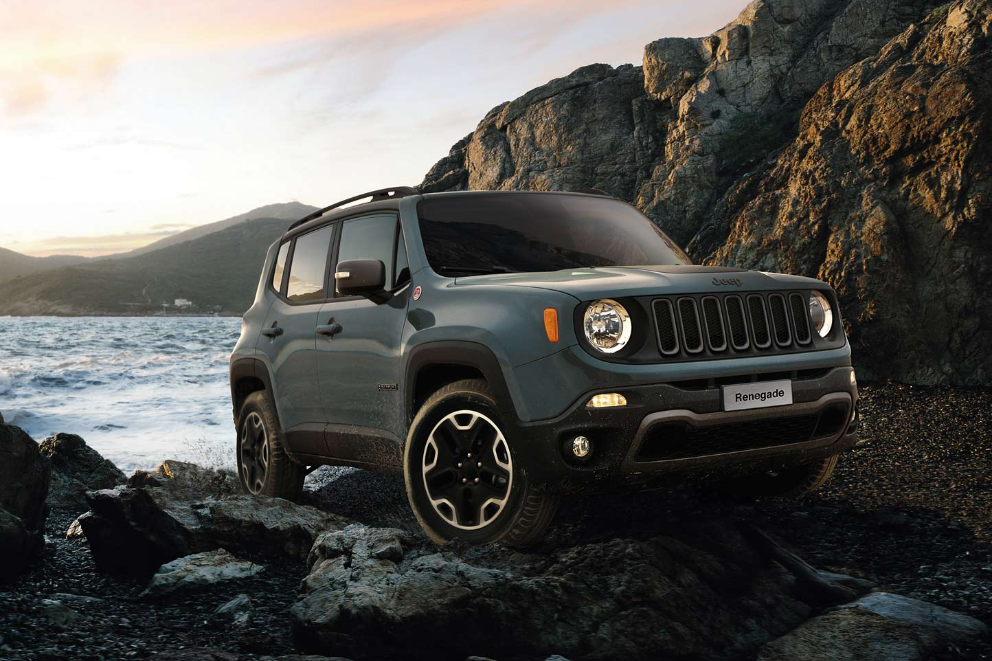 Jeep Renegade Wallpapers   Top Free Jeep Renegade ...