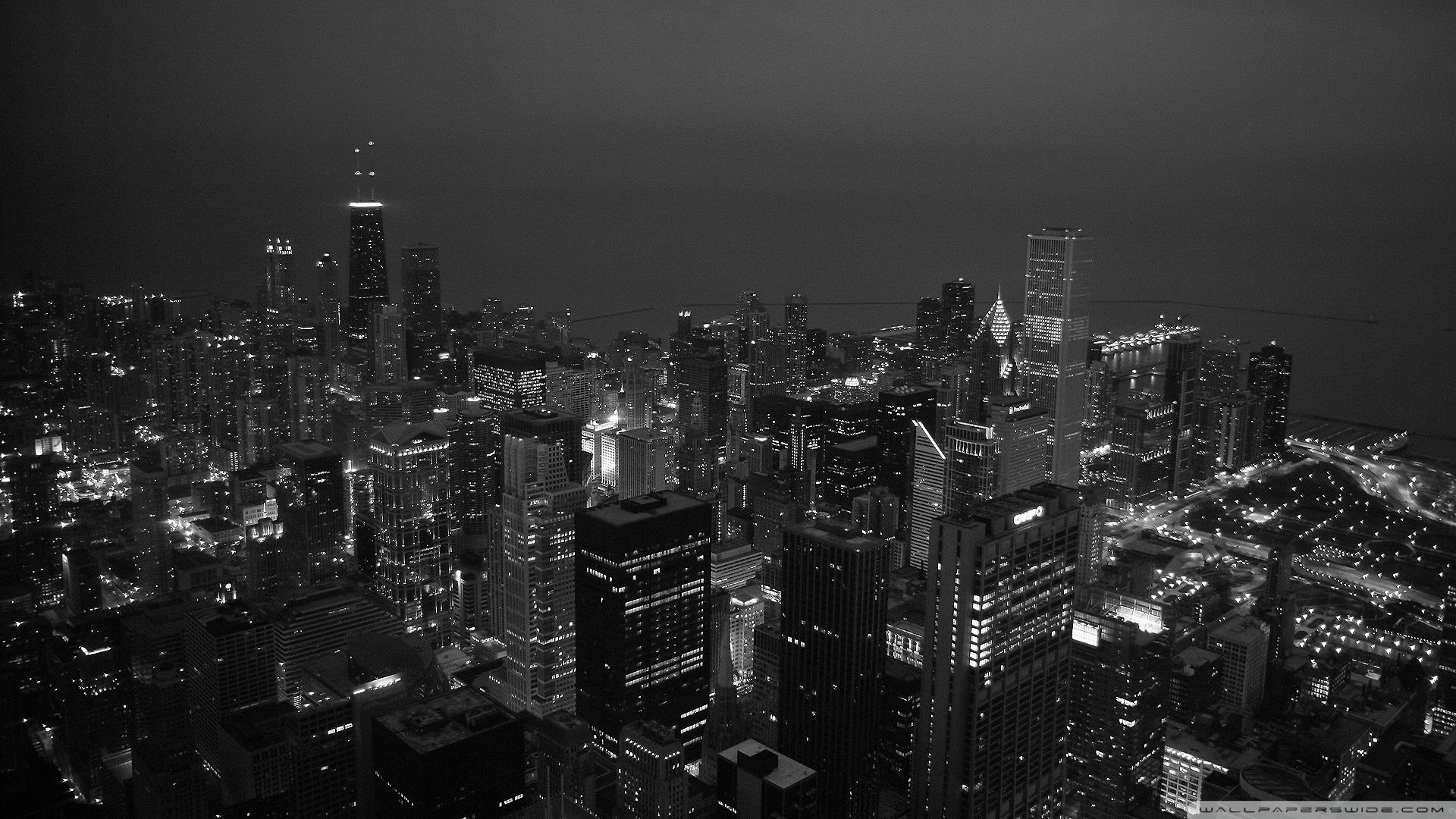 Black And White City Wallpapers Top Free Black And White City Backgrounds Wallpaperaccess