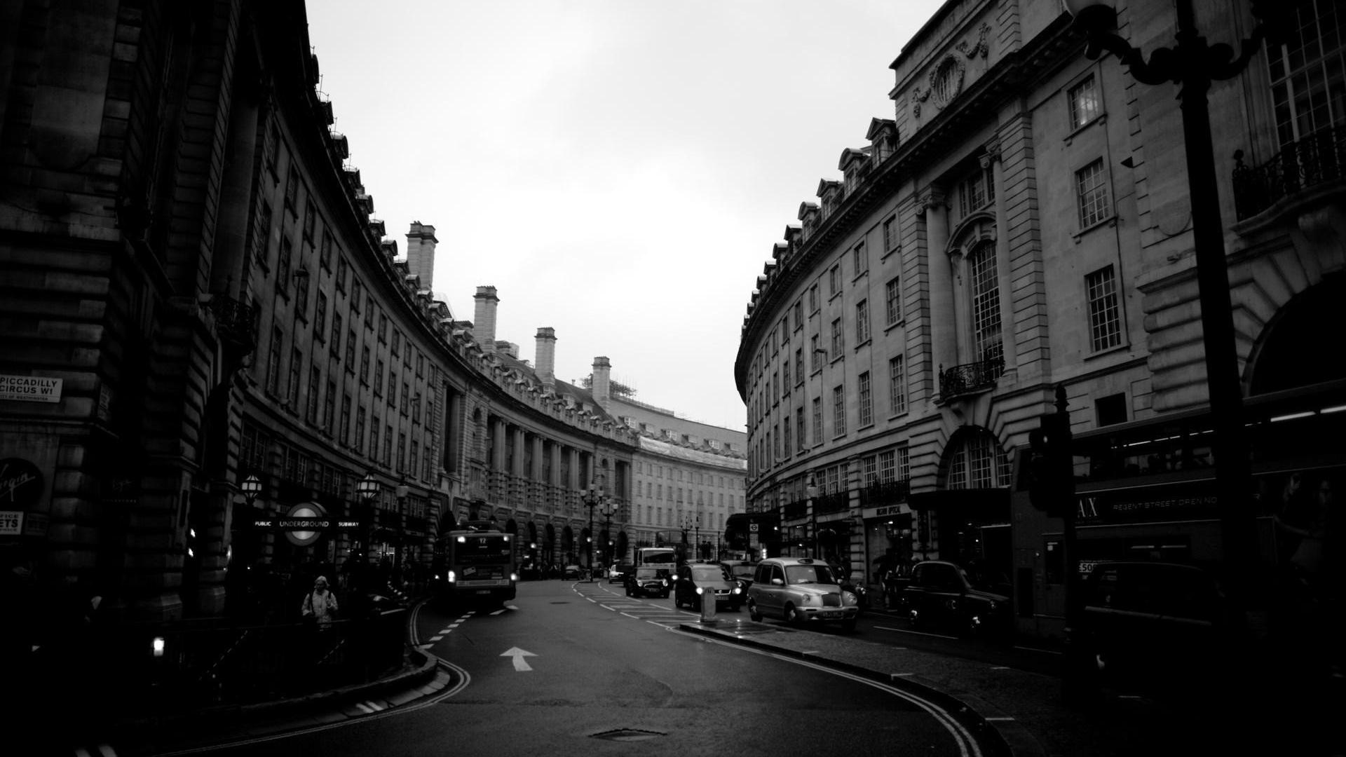 Black And White City Wallpapers Top Free Black And White