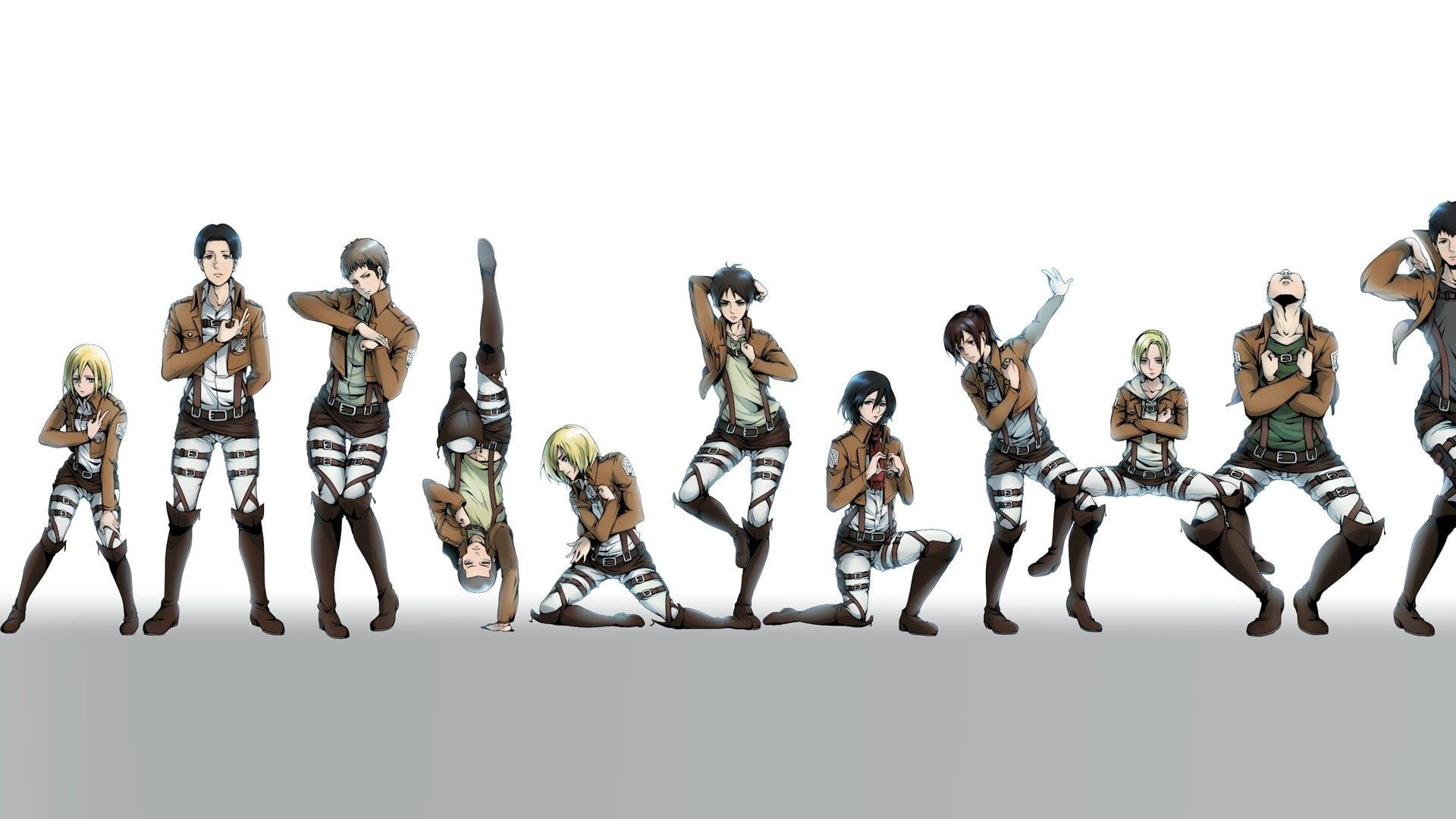 Attack On Titan Dual Monitor Wallpapers Top Free Attack On Titan Dual Monitor Backgrounds Wallpaperaccess
