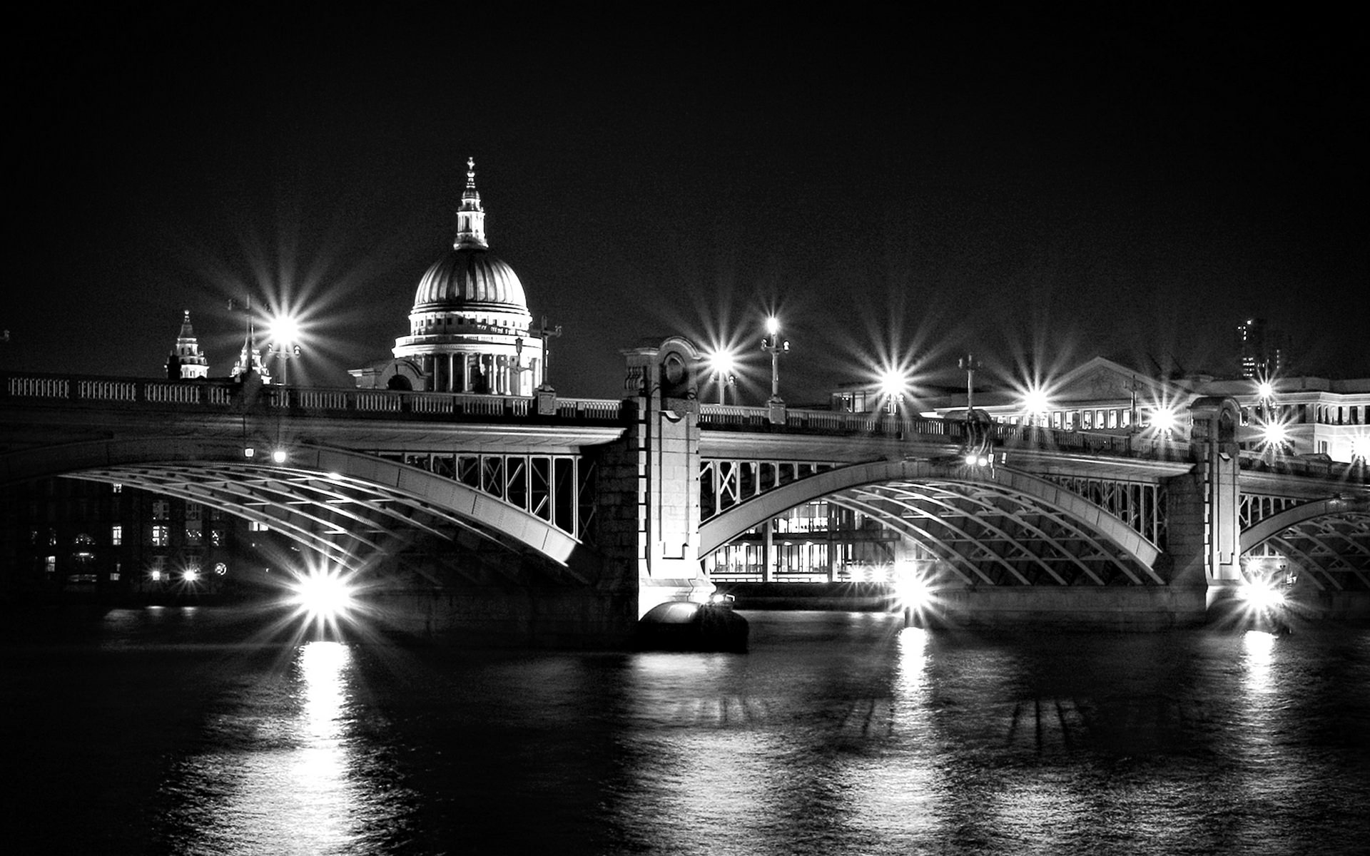 Black And White City Wallpapers Top Free Black And White City