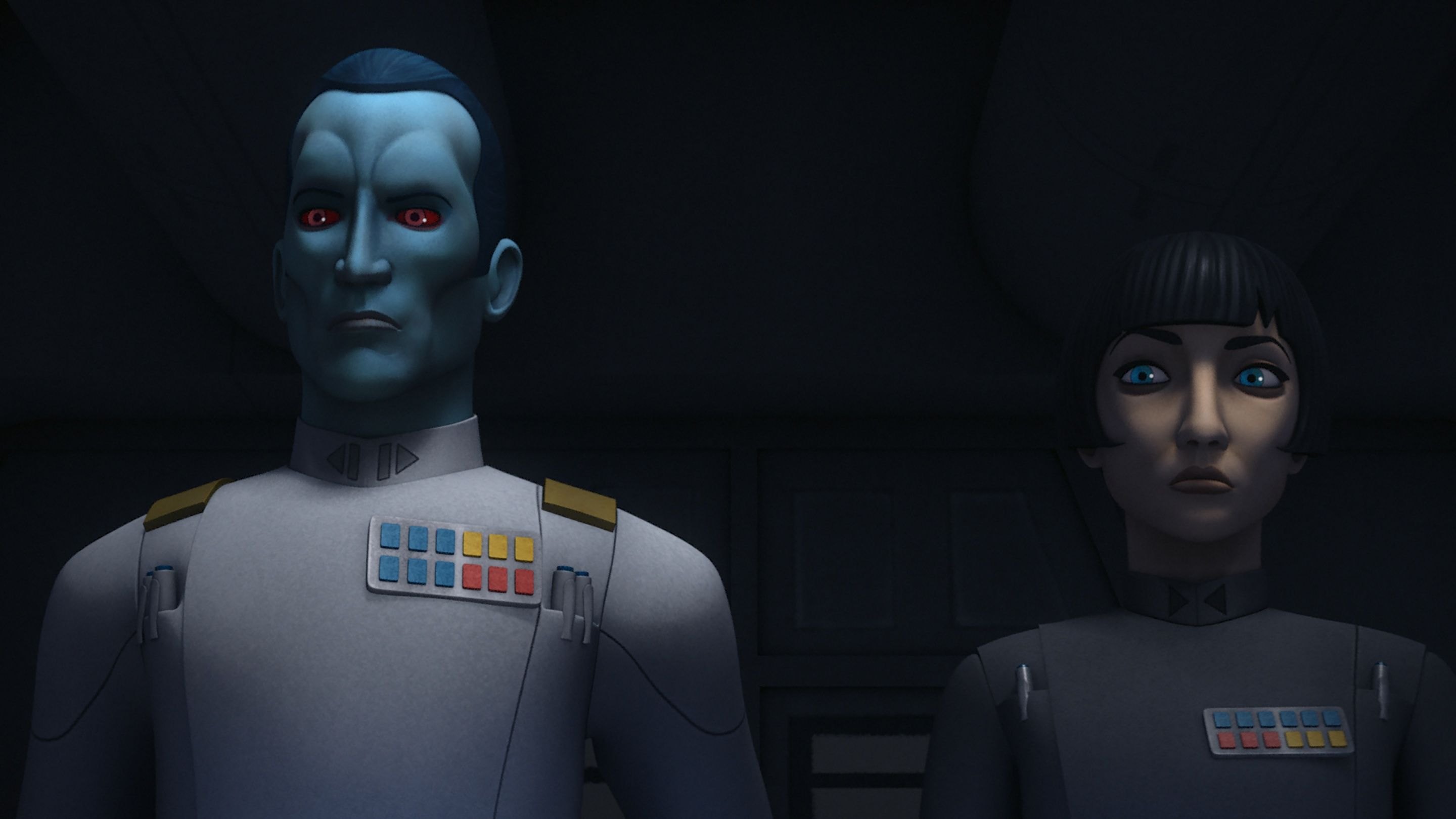 Thrawn Wallpapers Top Free Thrawn Backgrounds Wallpaperaccess