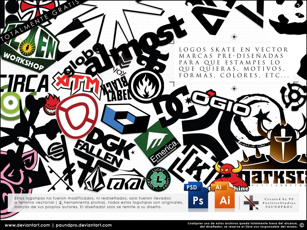 Skate Brands Wallpapers - Top Free Skate Brands ...