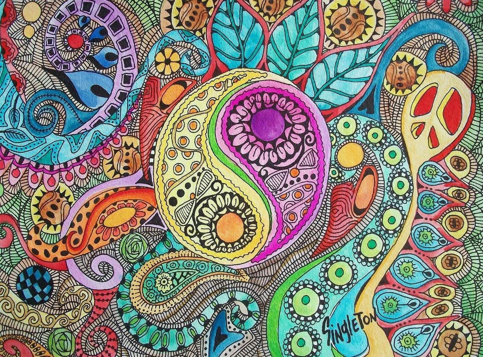 "1600x1182 Hippie Patterns Wallpapers""> · Download · 736x1108 Hippie Wallpaper ..."