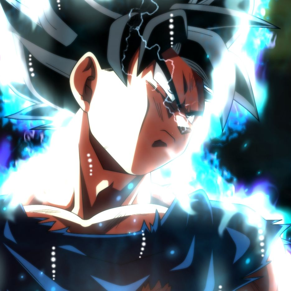 Ultra Instinct Goku Wallpapers Top Free Ultra Instinct Goku Backgrounds Wallpaperaccess