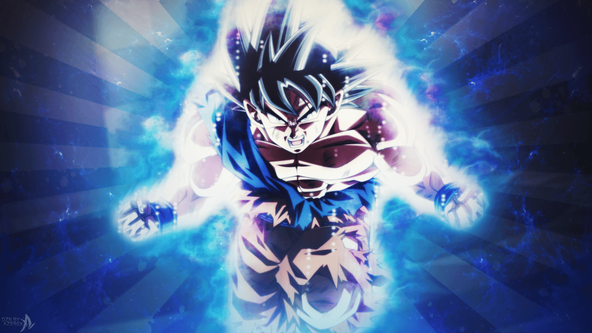 Goku Ultra Instinct Wallpapers Top Free Goku Ultra Instinct Backgrounds Wallpaperaccess