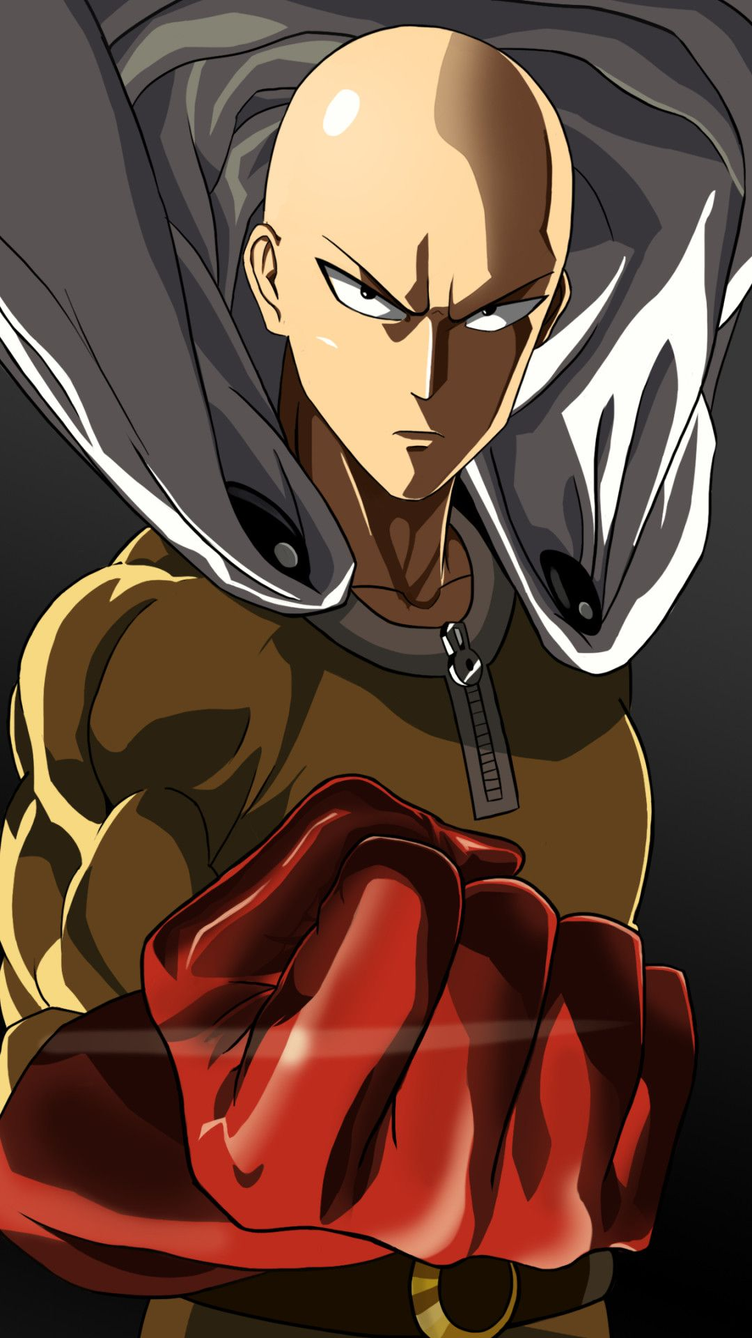 One Punch Man Phone Wallpapers Top Free One Punch Man Phone Backgrounds Wallpaperaccess