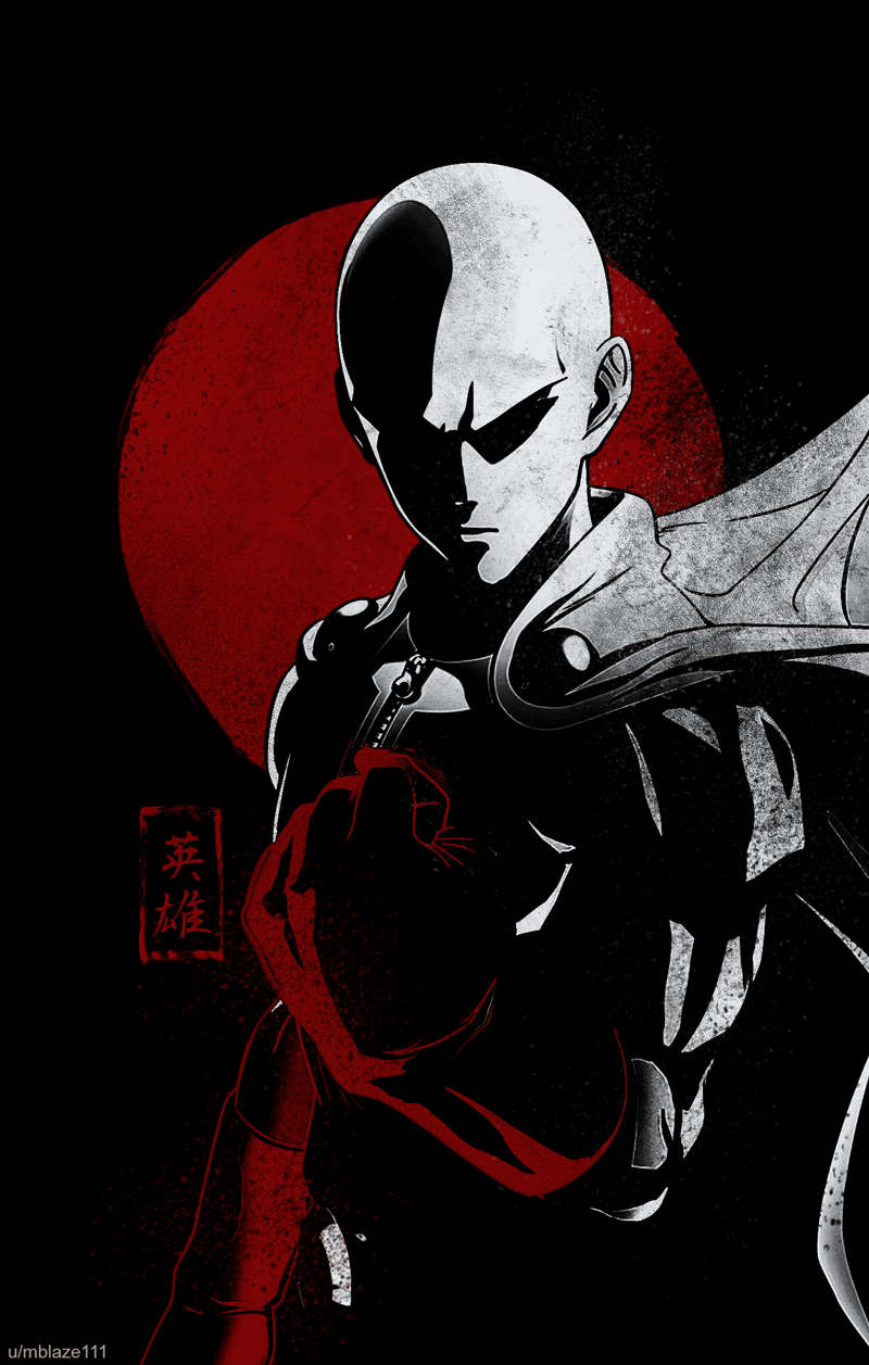 One Punch Man Phone Wallpapers - Top Free One Punch Man ...