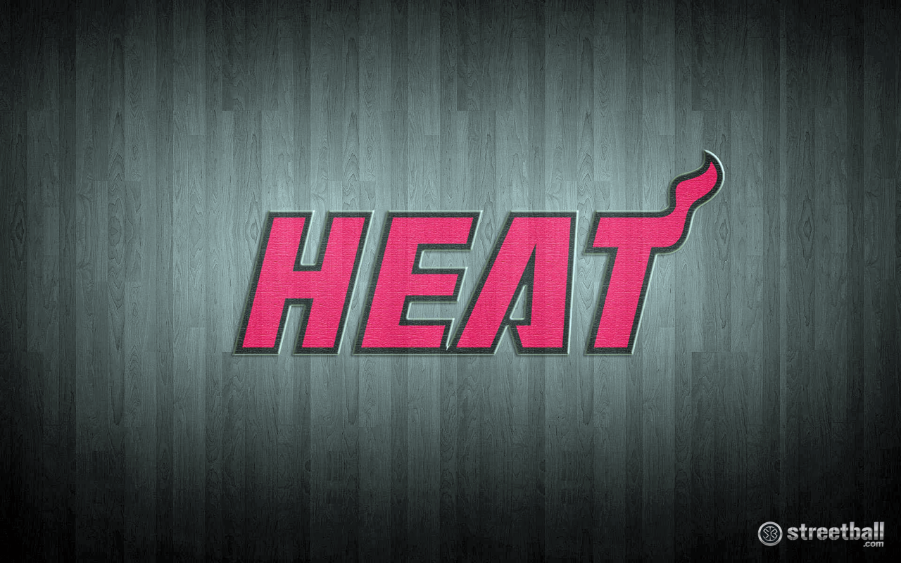 Miami Heat Logo Wallpapers Top Free Miami Heat Logo Backgrounds Wallpaperaccess