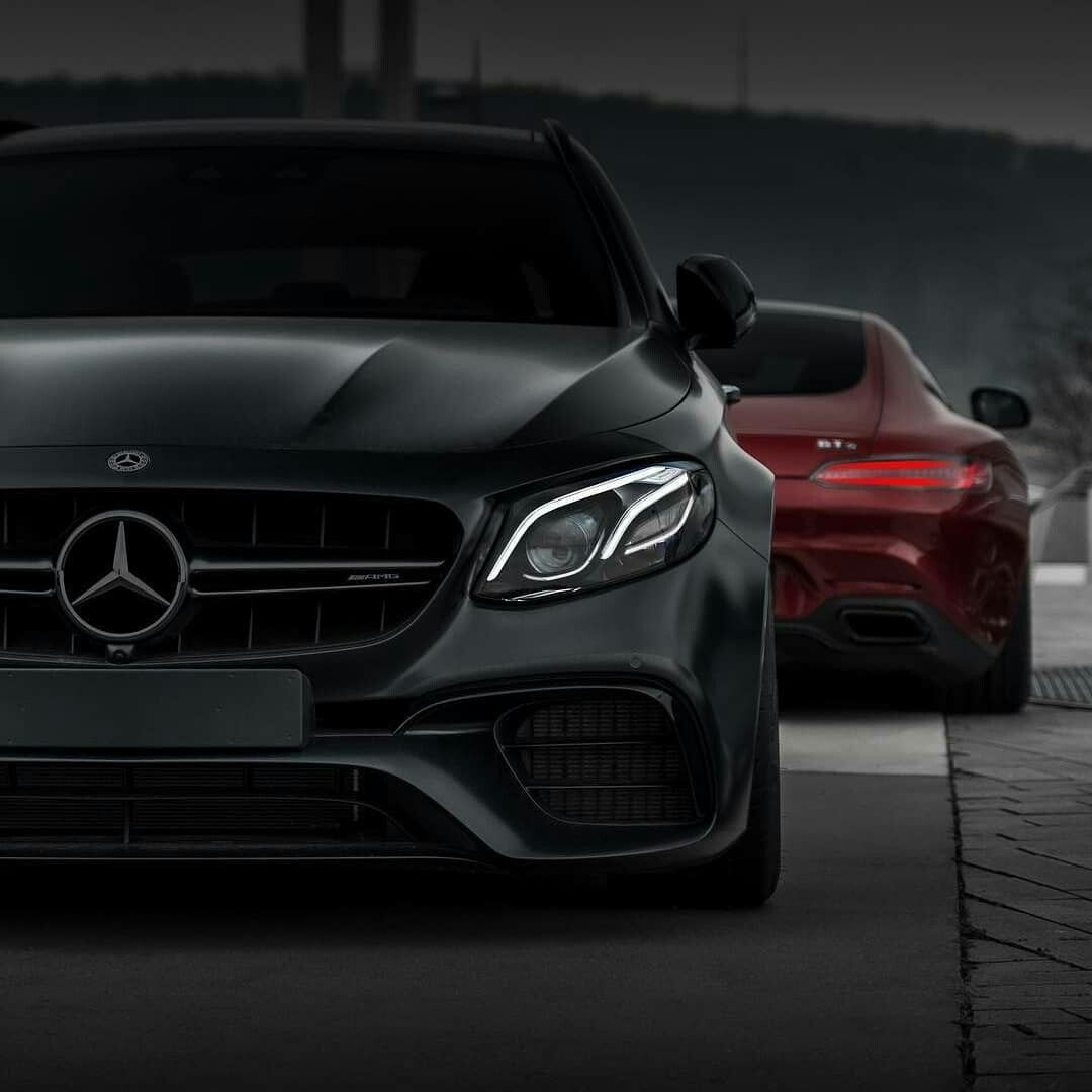 Mercedes-AMG E63 Wallpapers