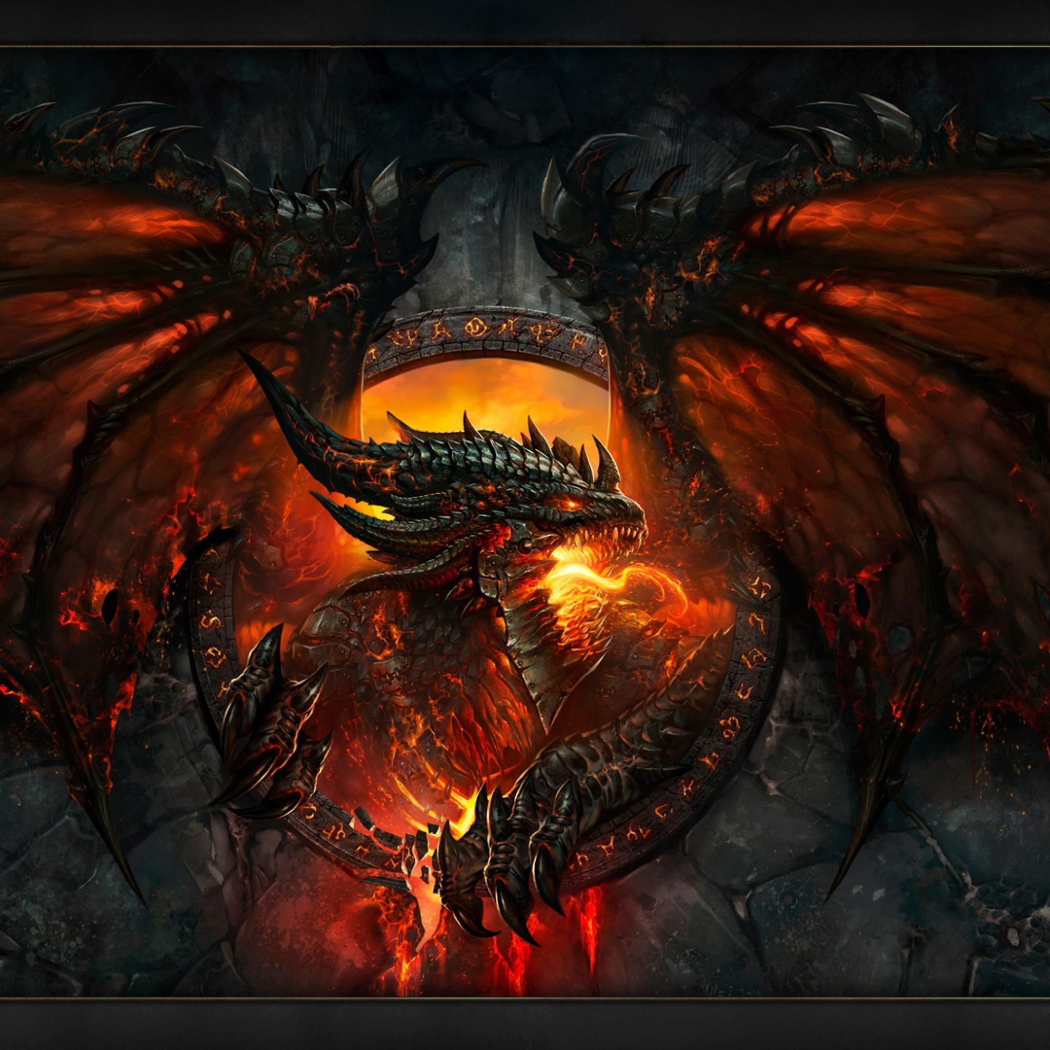 World Of Warcraft Dragon Wallpapers