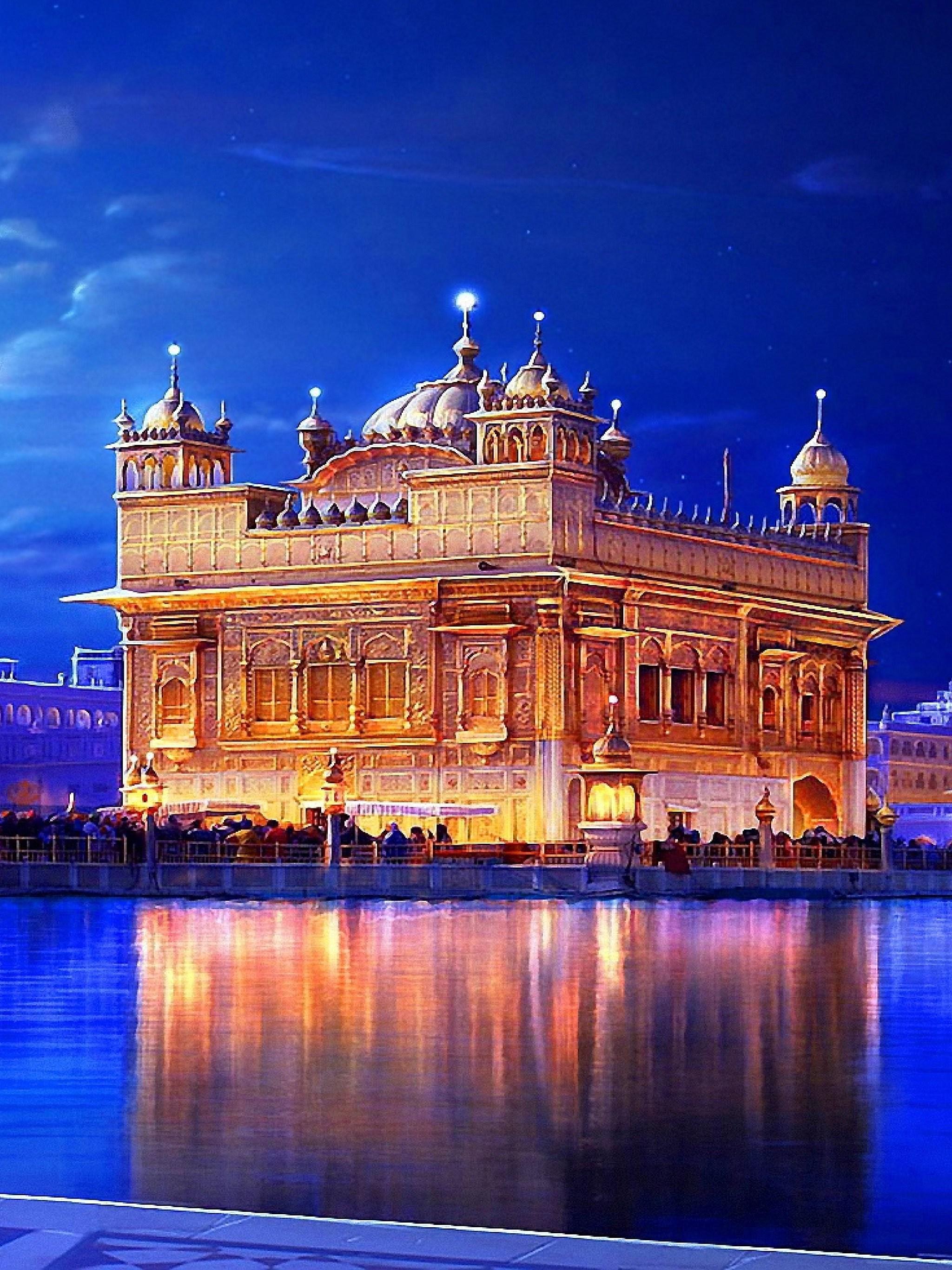 Golden Temple Night Wallpapers Top Free Golden Temple Night Backgrounds Wallpaperaccess 1080p ultra hd golden temple hd