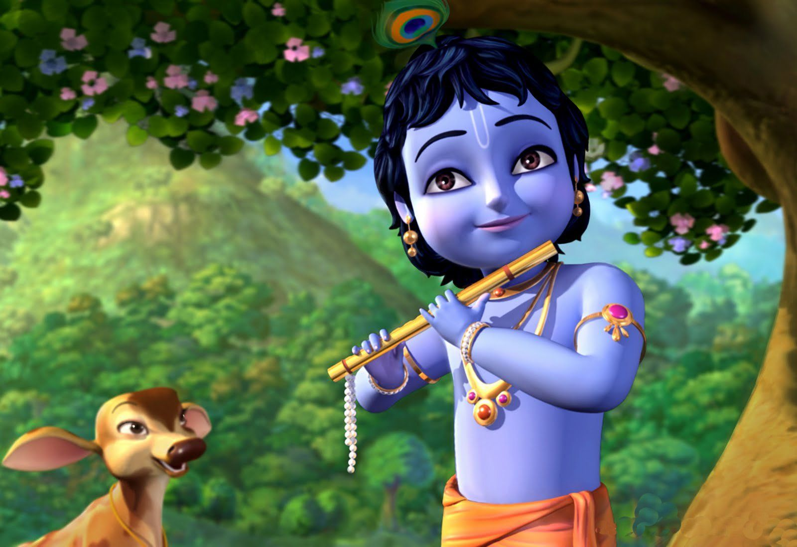 Hd Wallpapers For Pc Krishna
