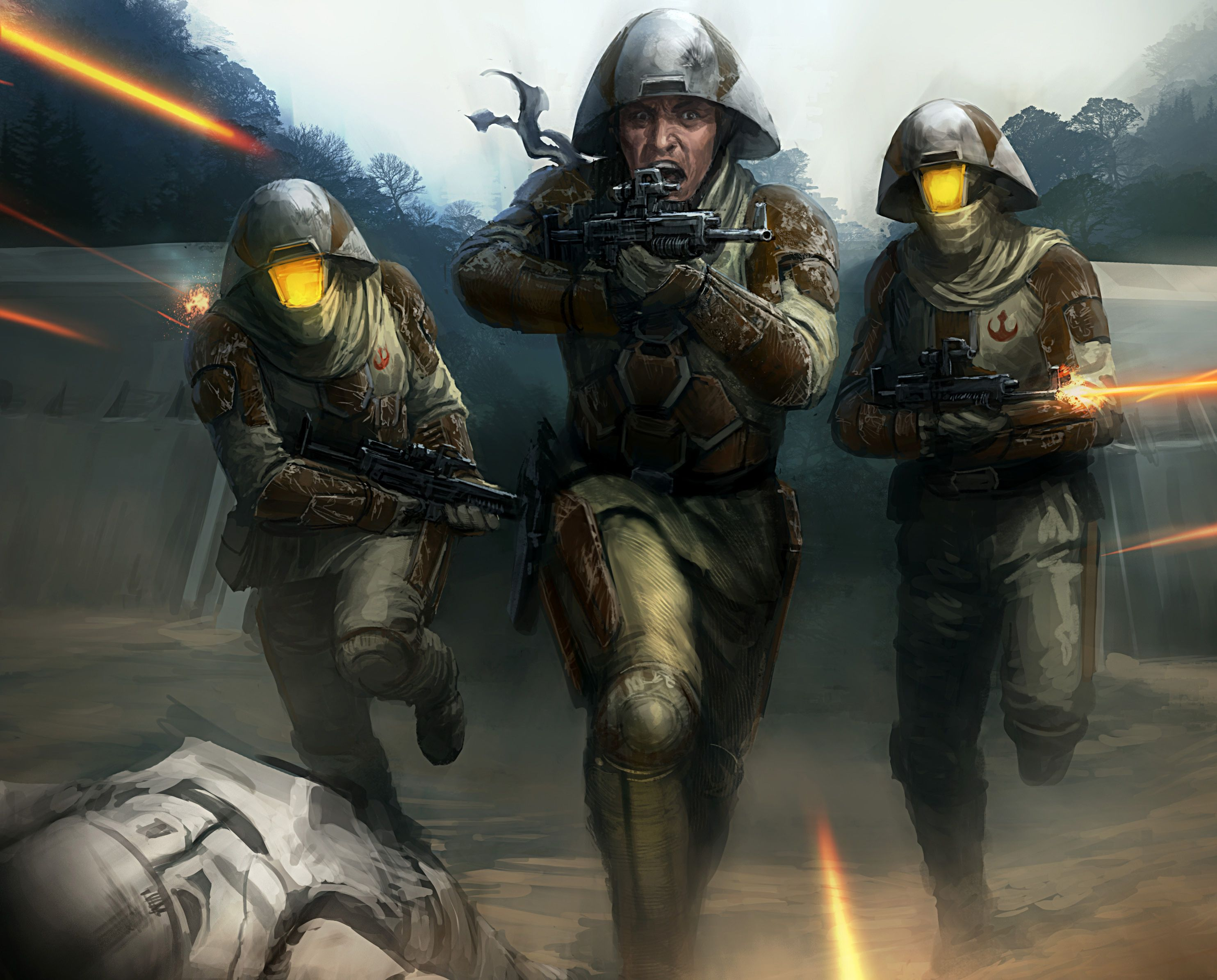 Rebel Soldier Wallpapers Top Free Rebel Soldier Backgrounds Wallpaperaccess