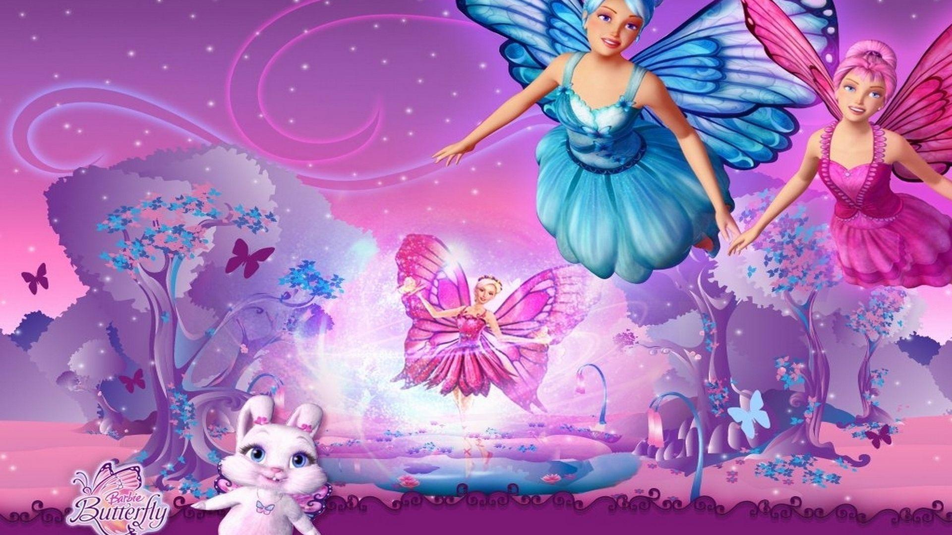 Barbie Cartoon Wallpapers - Top Free Barbie Cartoon ...