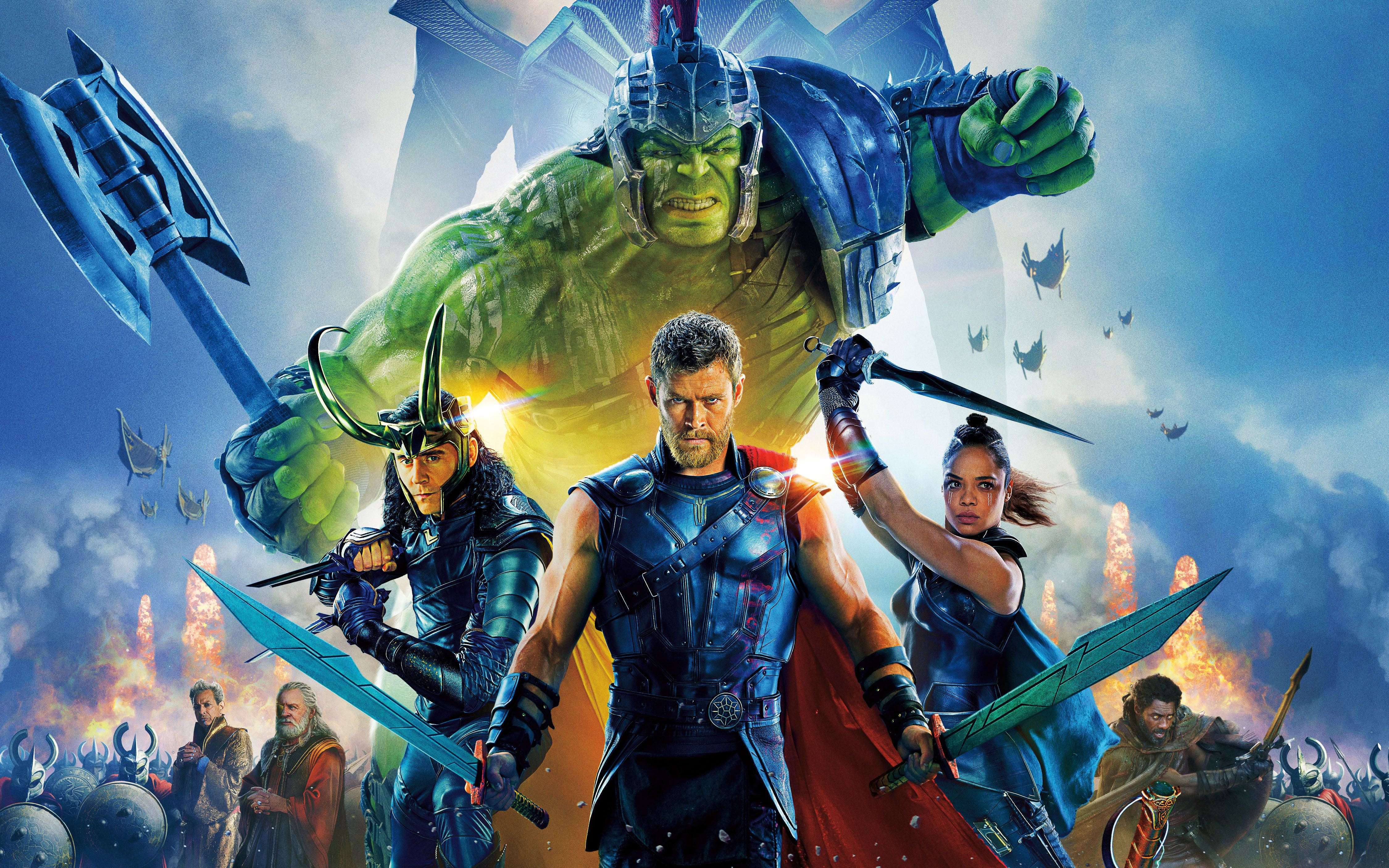 Thor Ragnarok Wallpapers Top Free Thor Ragnarok Backgrounds