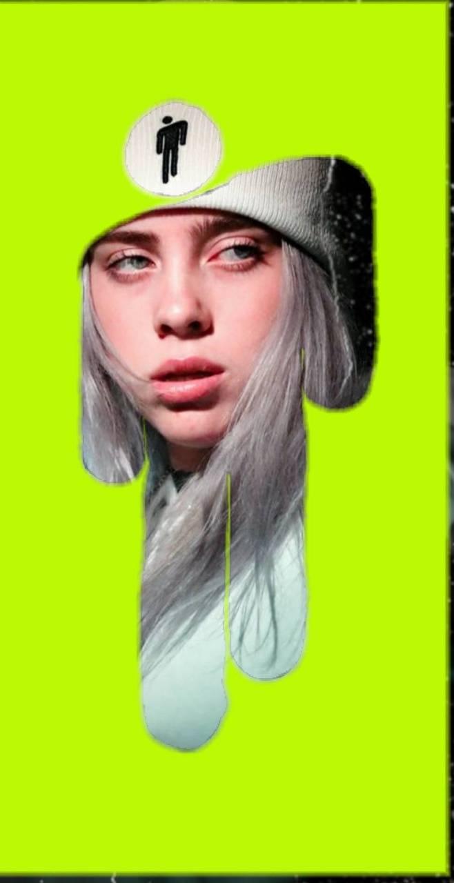 Billie Eilish Green Wallpapers Top Free Billie Eilish Green