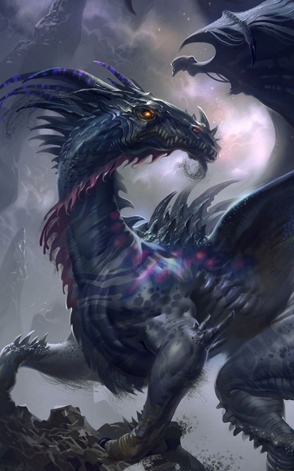 Wallpaper Android Dragon
