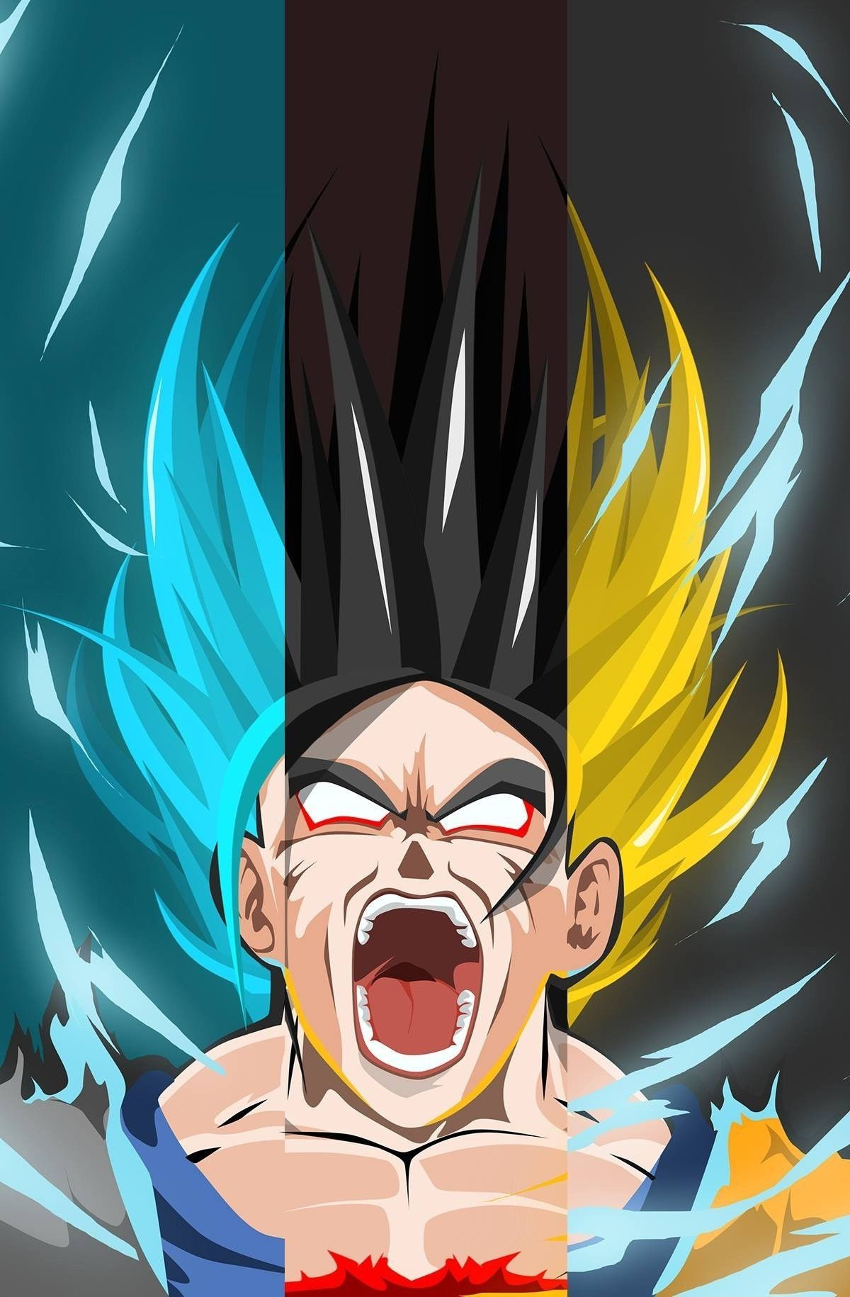 Dragon Ball Super Iphone Wallpapers Top Free Dragon Ball Super Iphone Backgrounds Wallpaperaccess