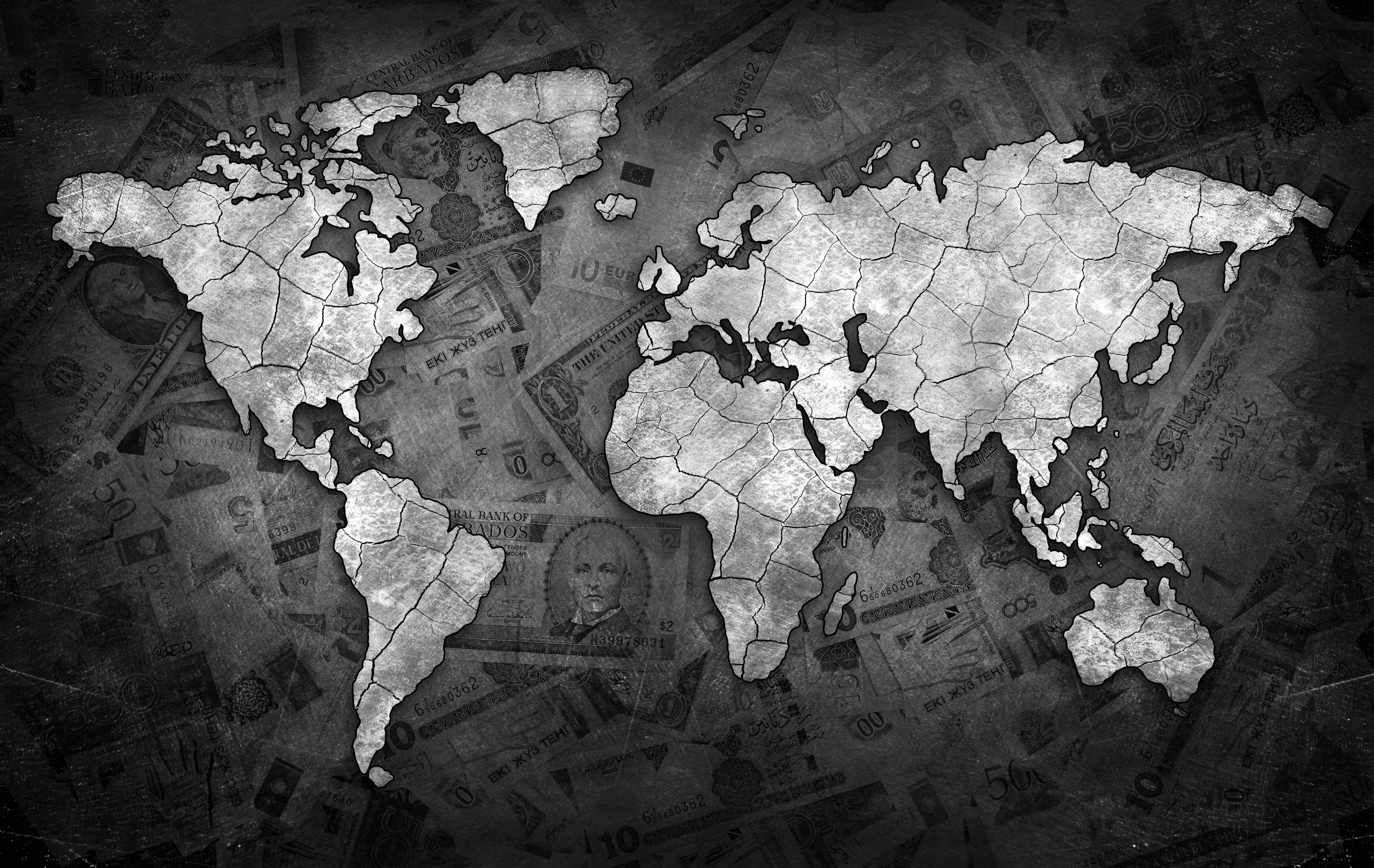 Bản đồ thế giới 5000x3160 Hình nền Ultra HD Bản đồ thế giới tốt nhất 4k Ultra - Bản đồ thế giới