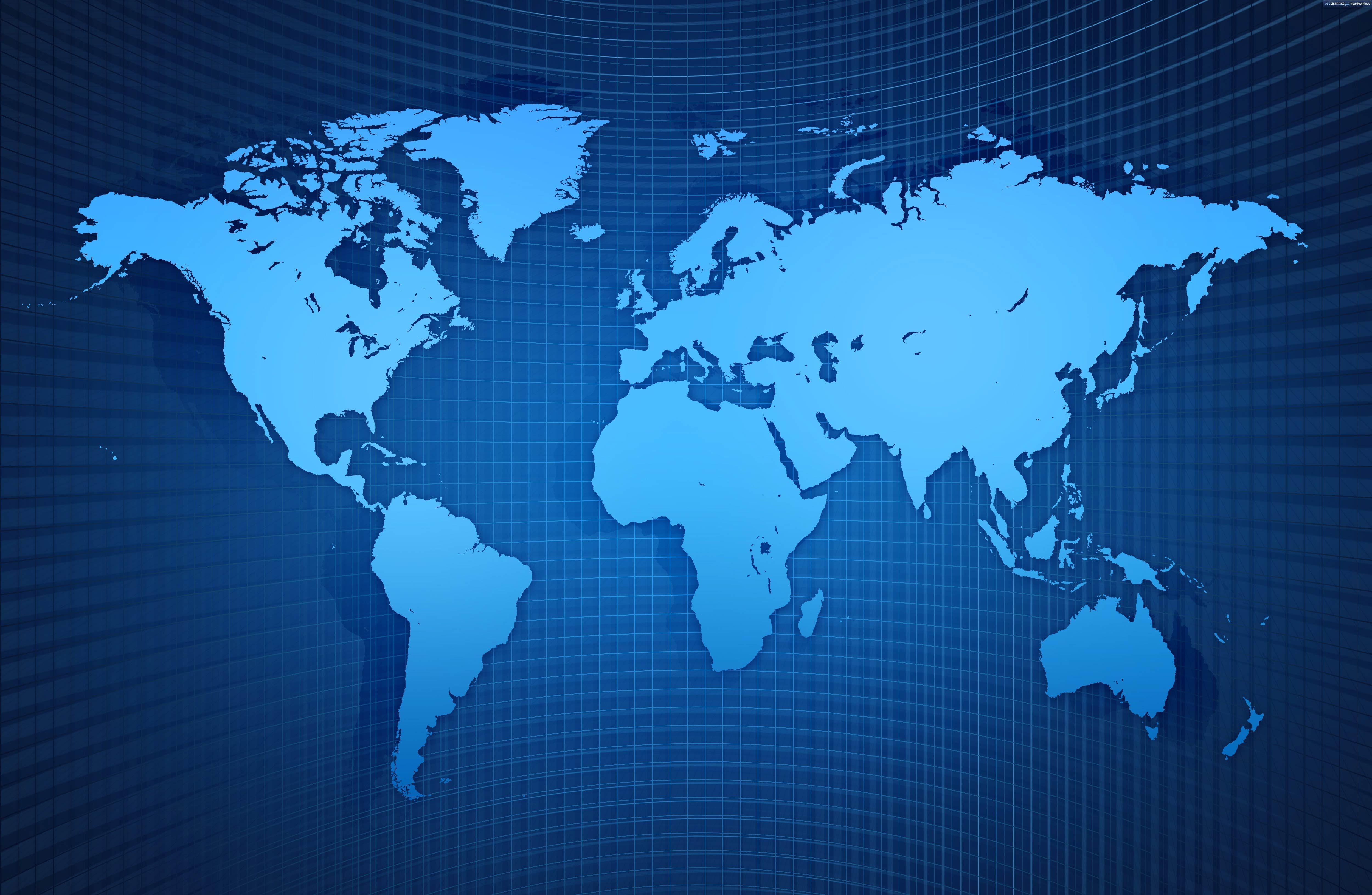 Hình nền bản đồ thế giới 5000x3264 Hình nền Ultra HD.  Bản đồ