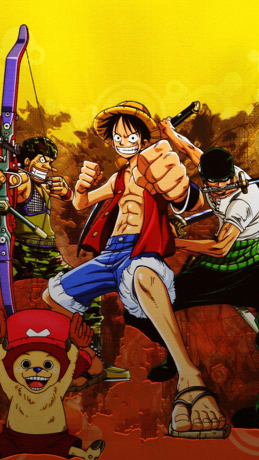 1080x1920 Wallpaper.wiki Hình nền iPhone miễn phí One Piece Tải xuống PIC