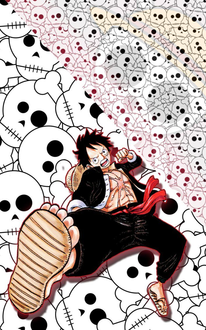 One Piece Iphone Wallpapers Top Free One Piece Iphone