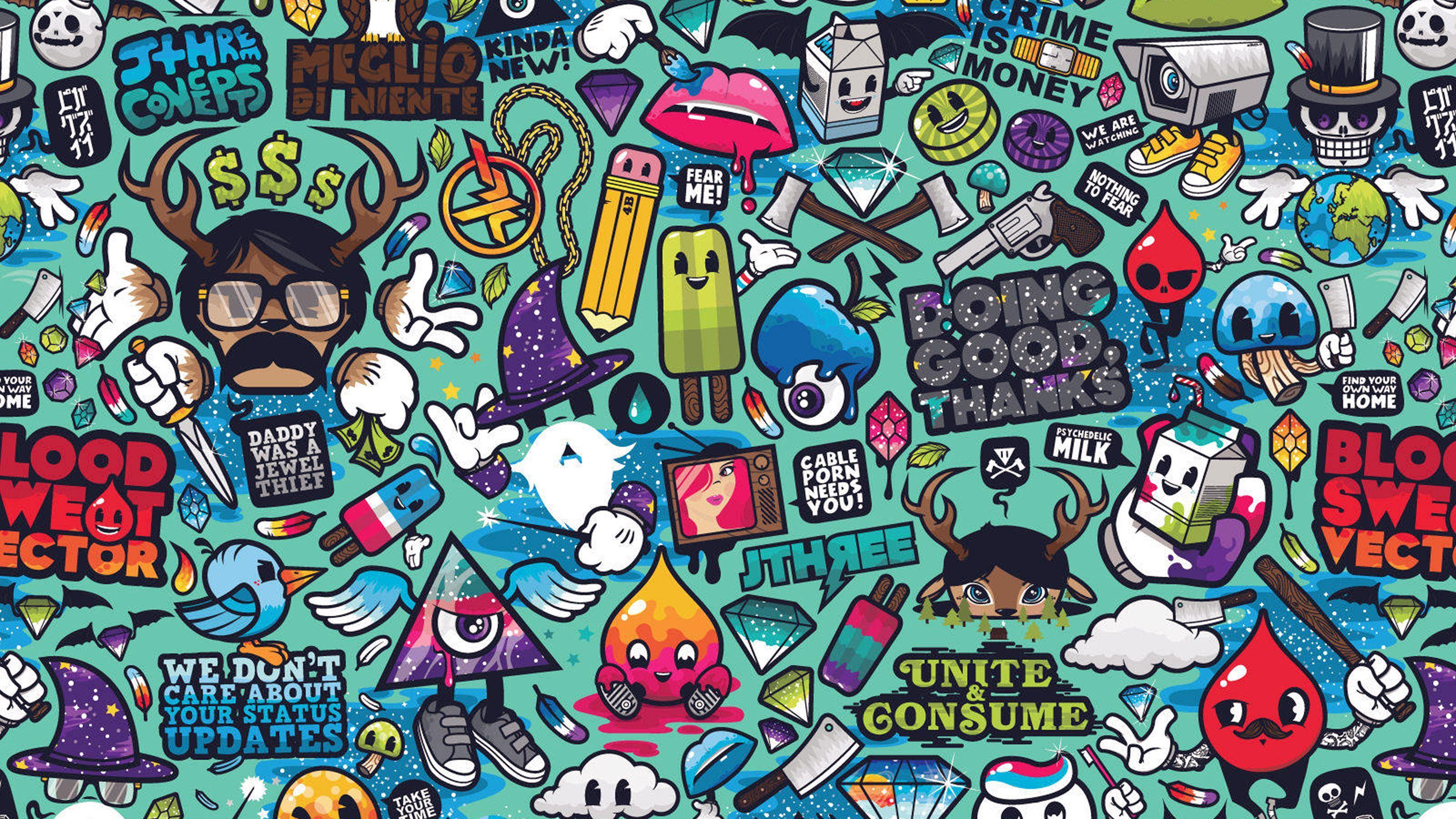 Graffiti 4k Wallpapers - Top Free Graffiti 4k Backgrounds ...