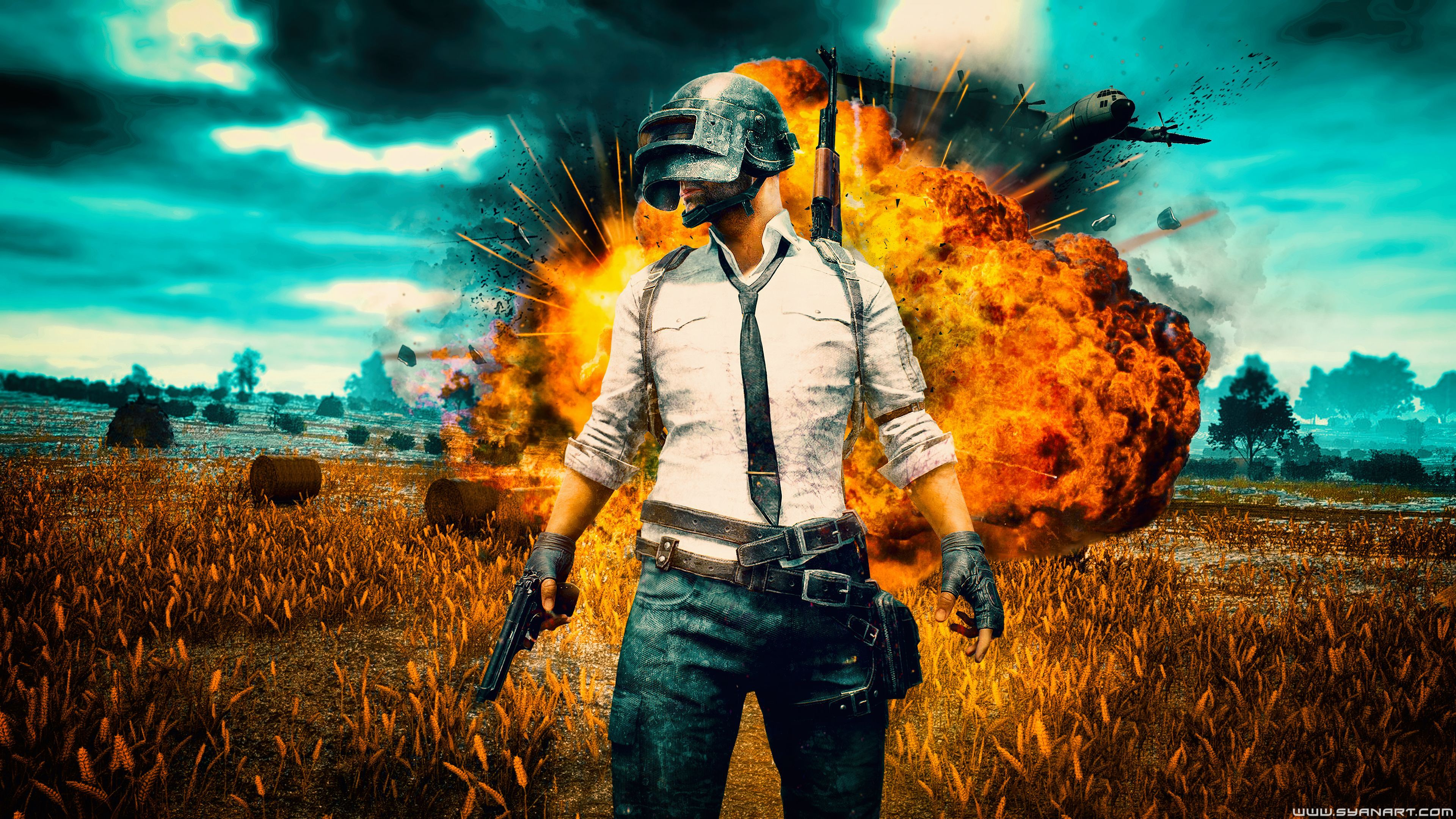 Pubg 4k Wallpapers Top Free Pubg 4k Backgrounds Wallpaperaccess