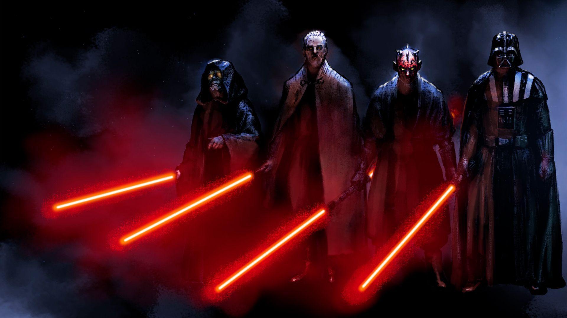 Star Wars Villains Wallpapers Top Free Star Wars Villains Backgrounds Wallpaperaccess