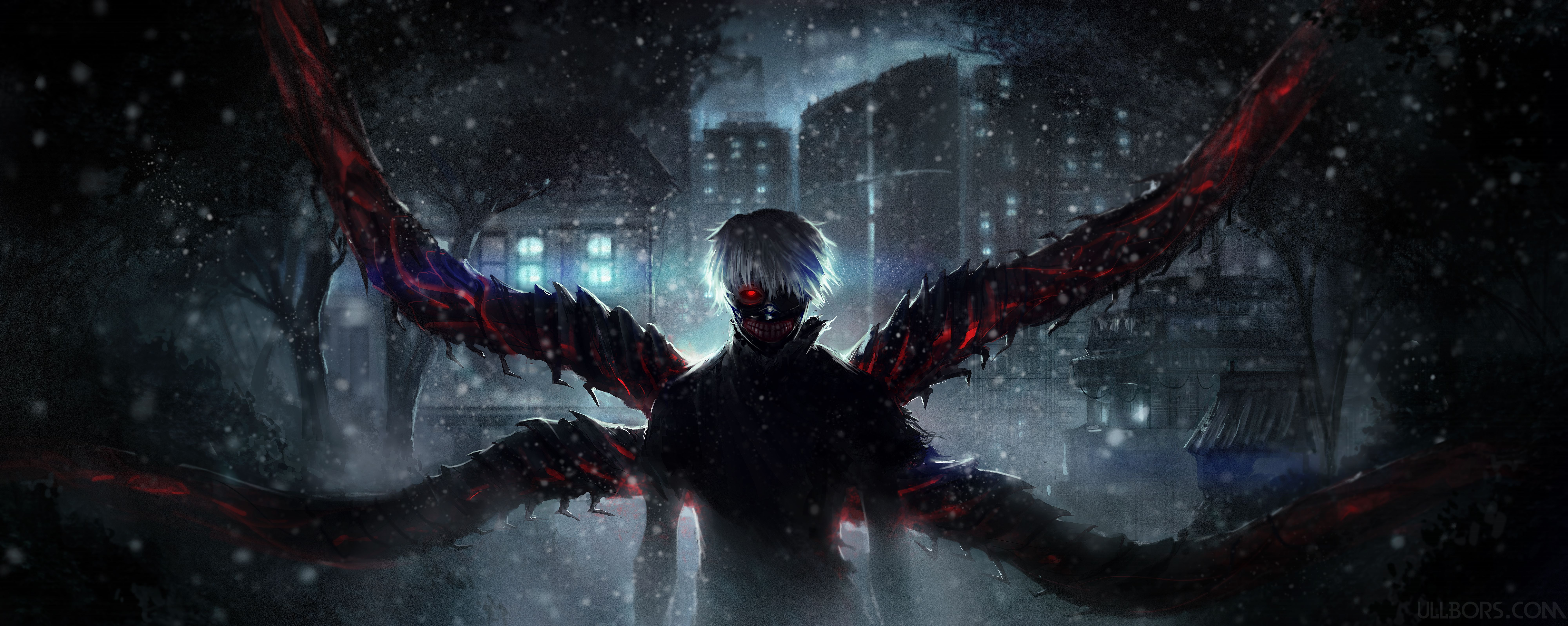 Tokyo Ghoul 4k Wallpapers Top Free Tokyo Ghoul 4k Backgrounds Wallpaperaccess