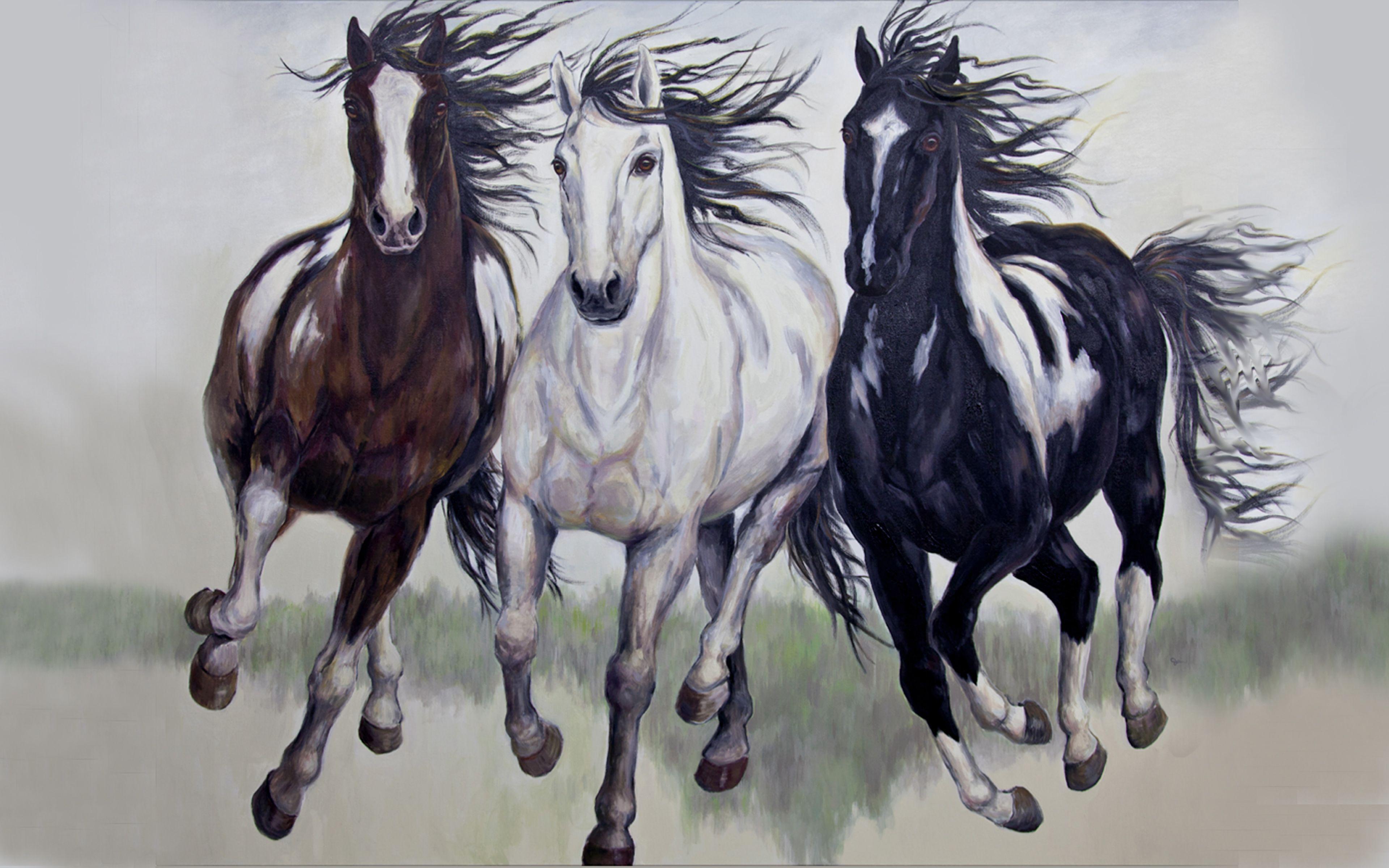 рисунки с лошадьми красивые оказаться такой ситуации