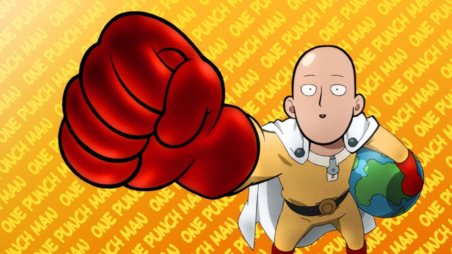 One Punch Man Season 2 Wallpapers Top Free One Punch Man Season