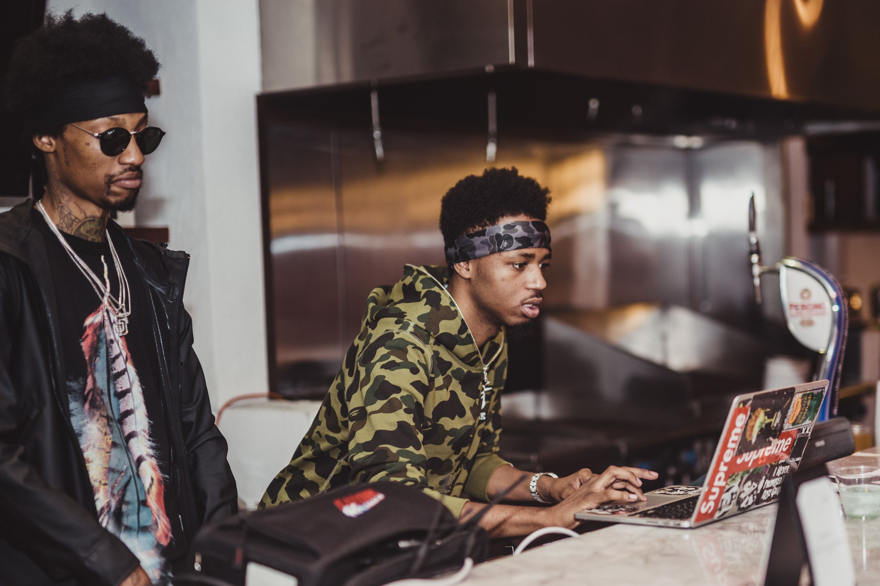 Download 21 Savage Metro Boomin Wallpaper